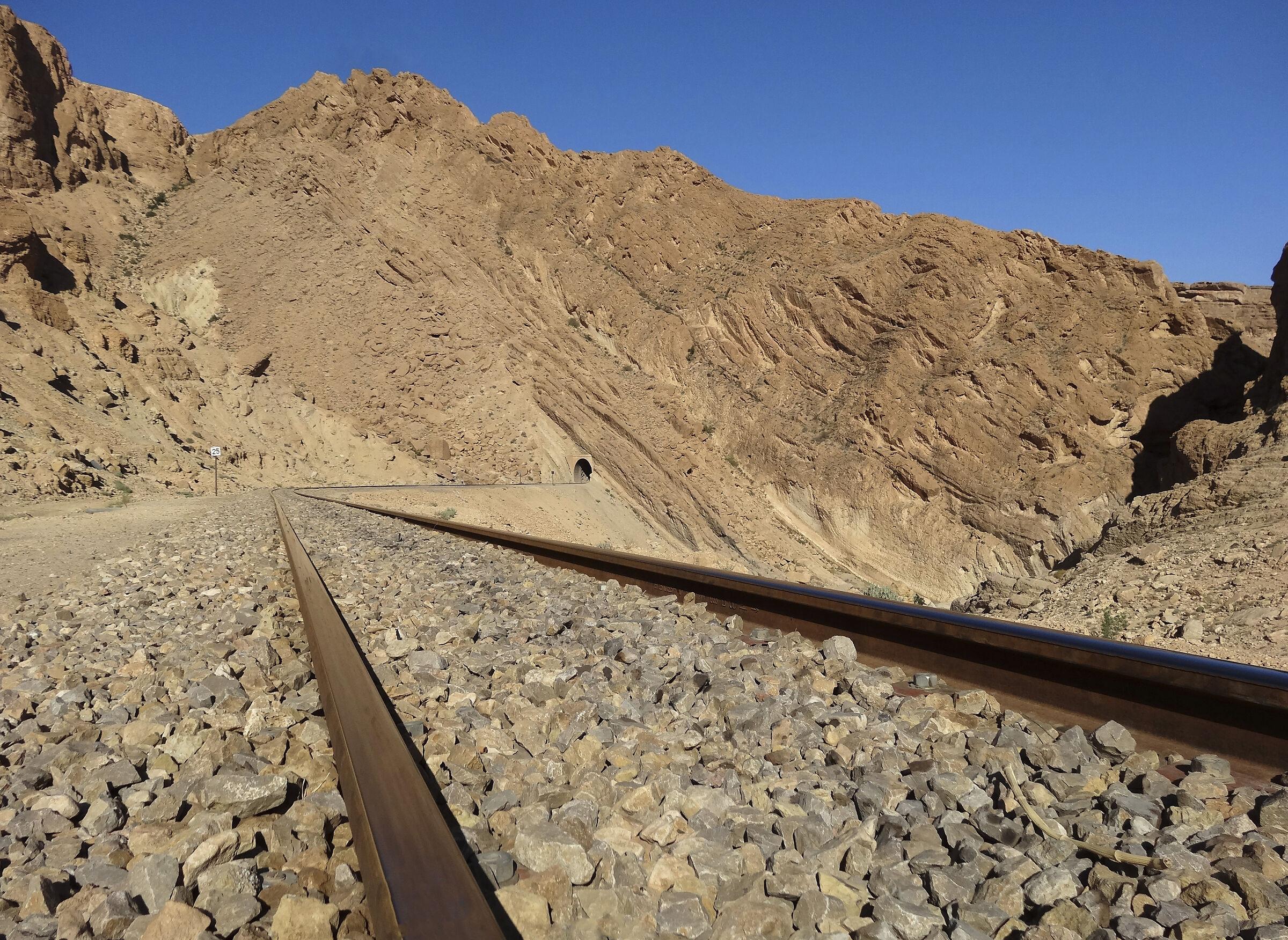 The Ferrata Road...