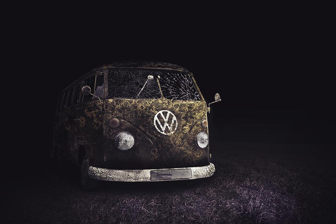 Volkswagen T2...