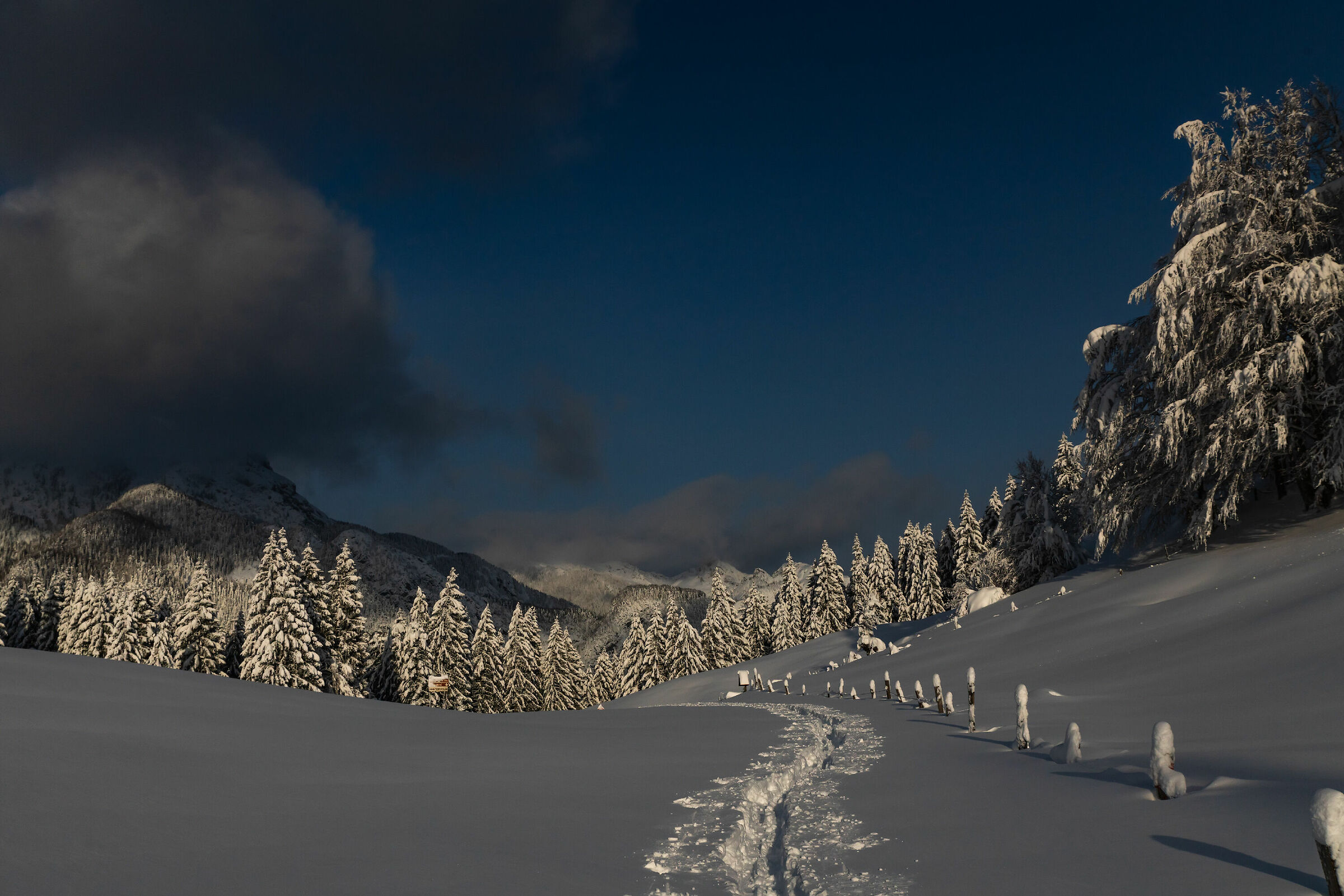 La nevicata  2...