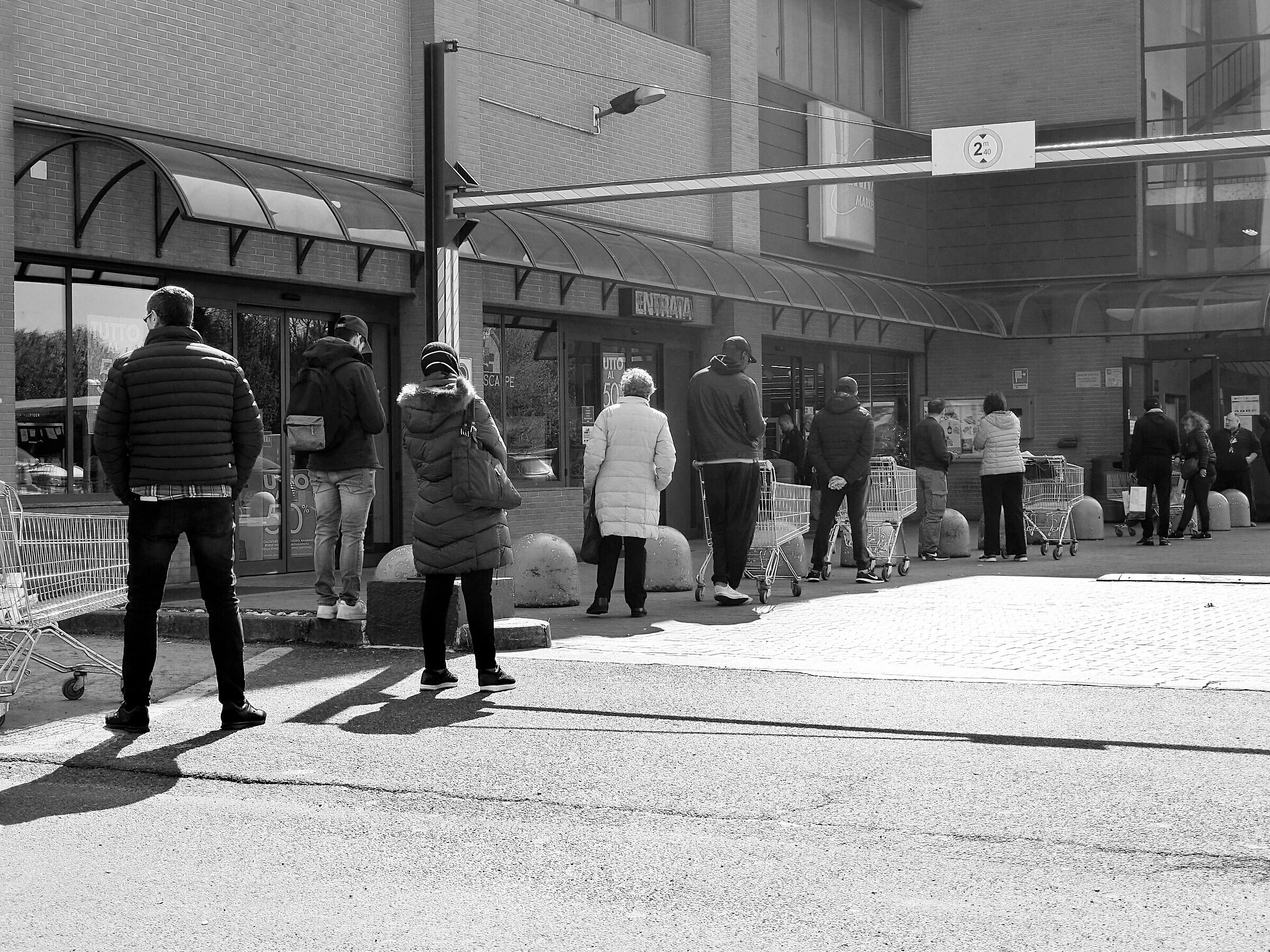 I giorni del coronavirus a Milano - 3...