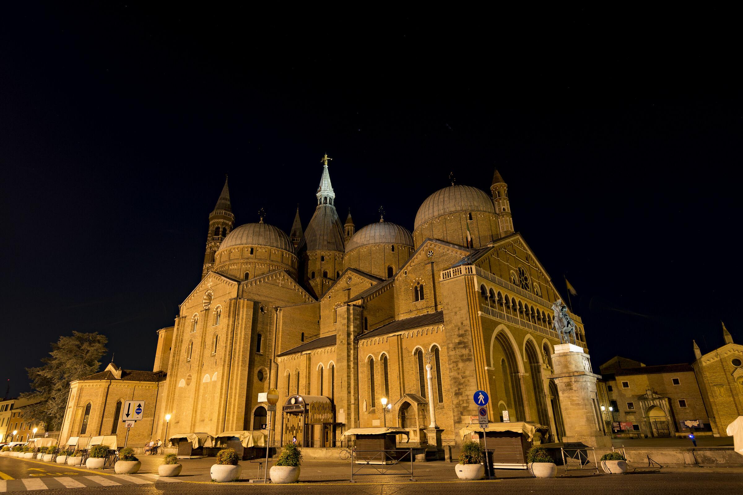 St. Anthony's Basilica...
