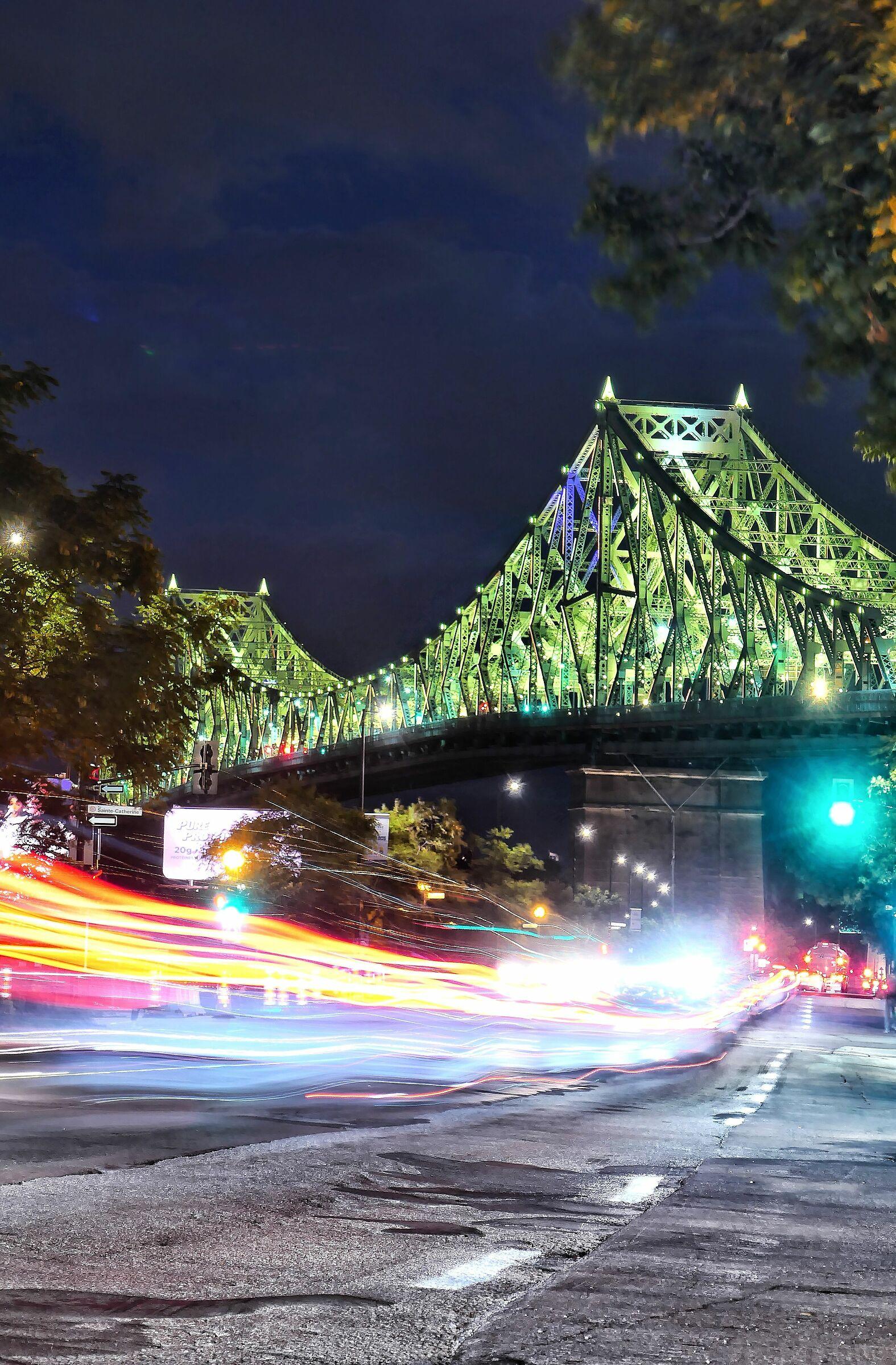 Ponte Jacques Cartier...