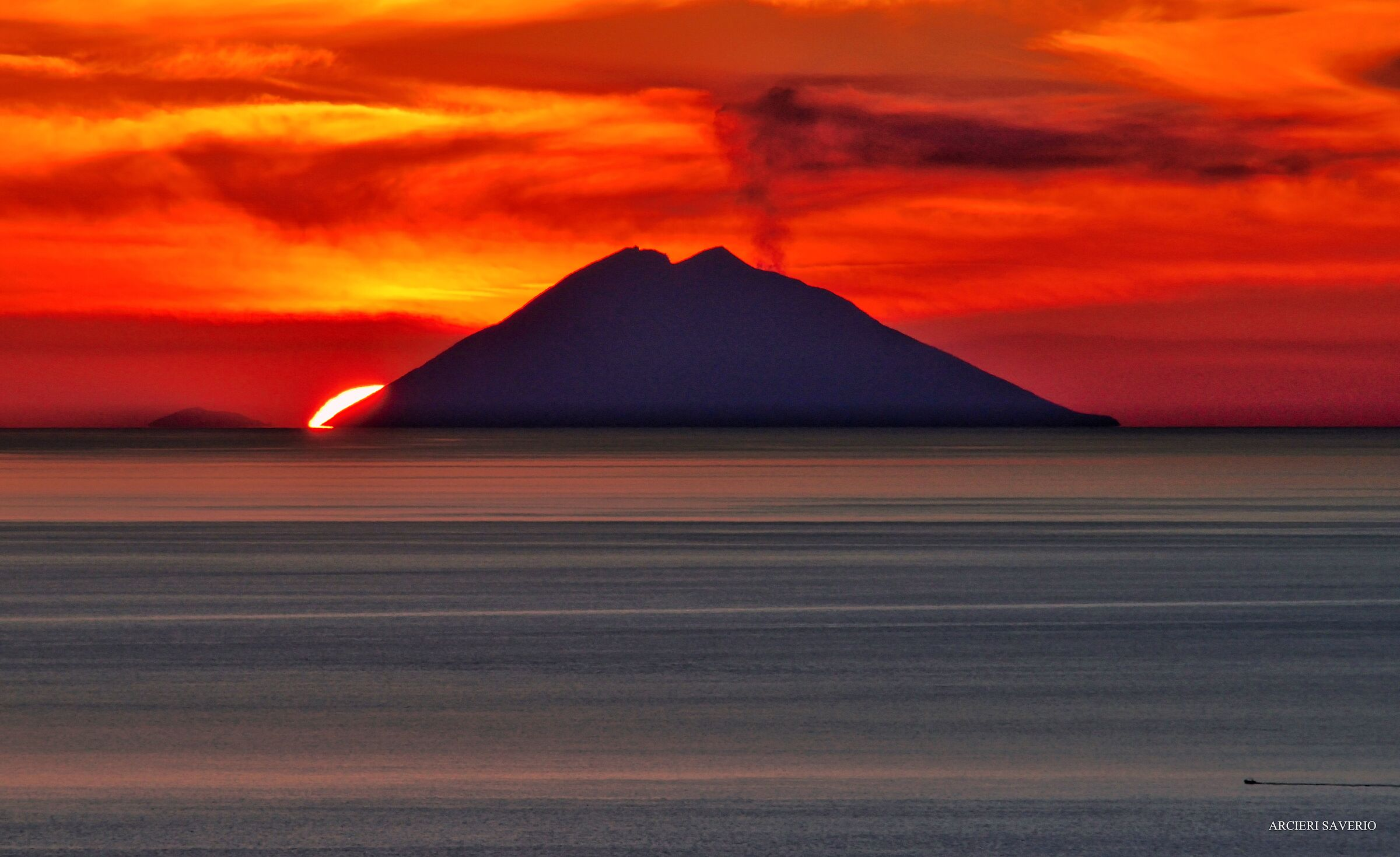 The Kiss of the Sun (The Stromboli) ...