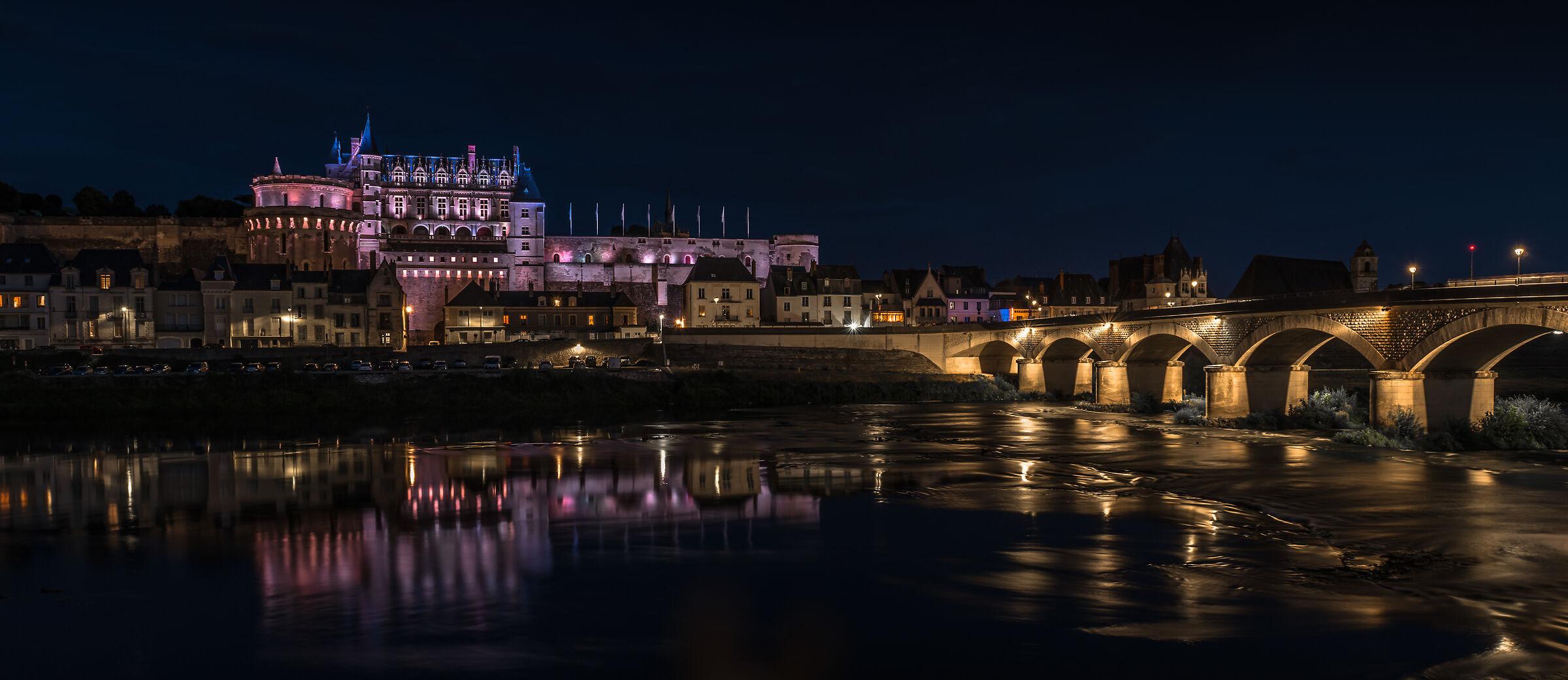 Castello Amboise,Loire Estate 2019,France...