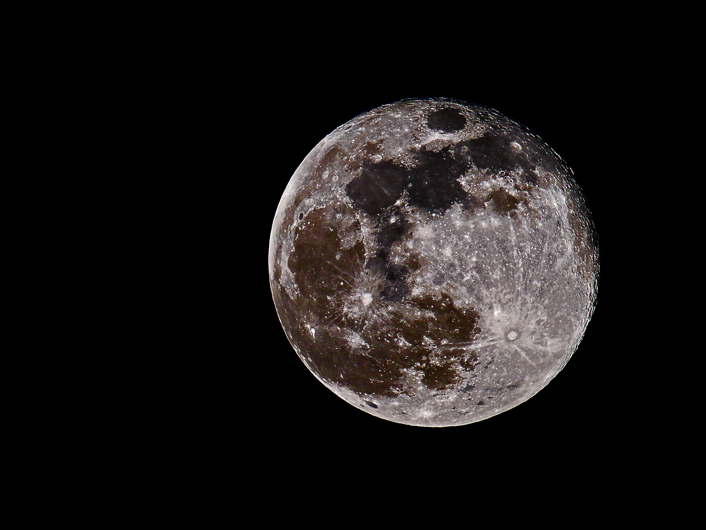 full moon April 8, 2020...