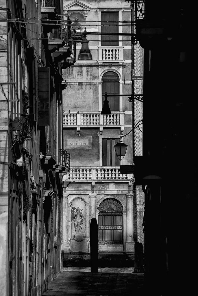 Venetian Calle...