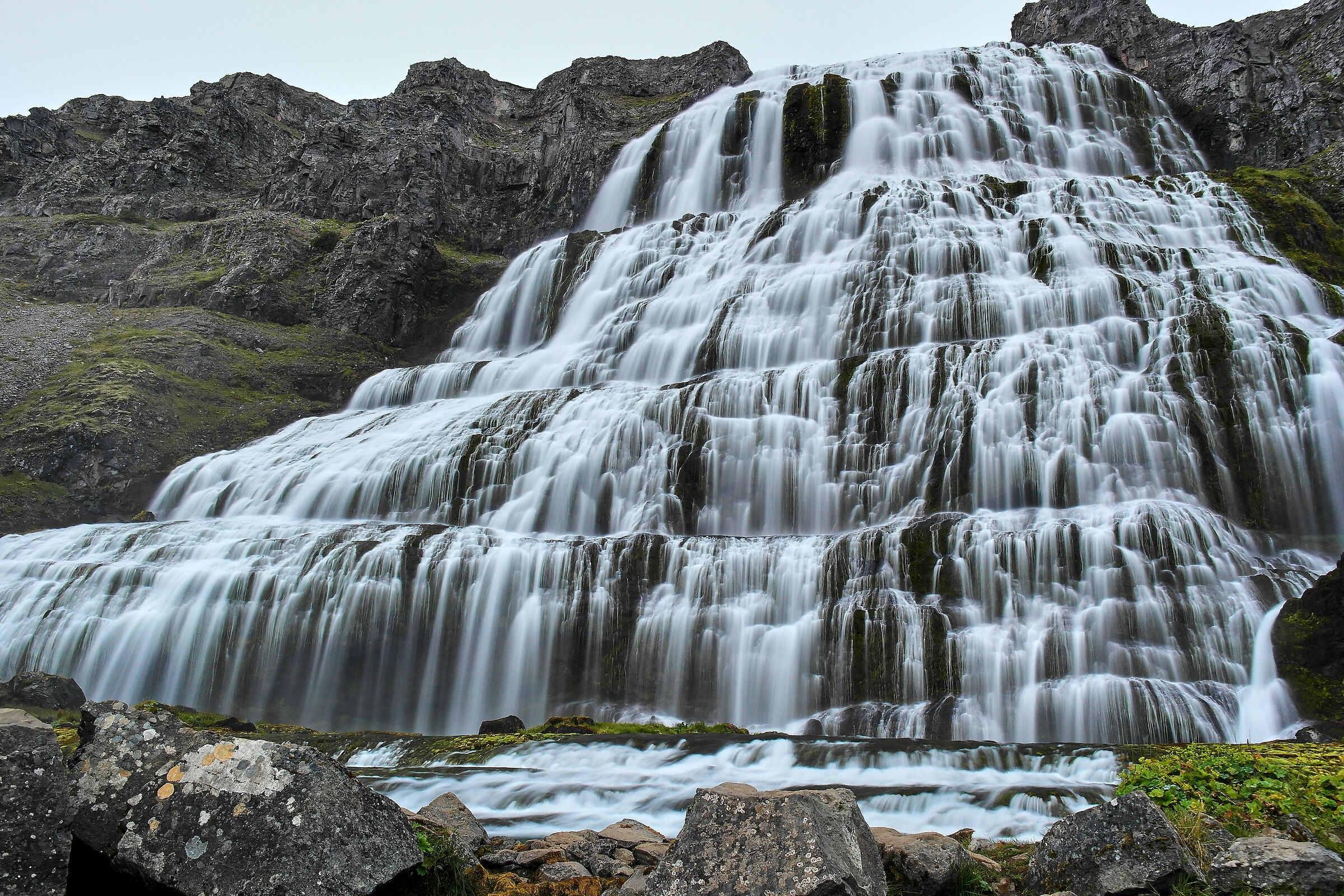 Dynjandi Waterfall 3...