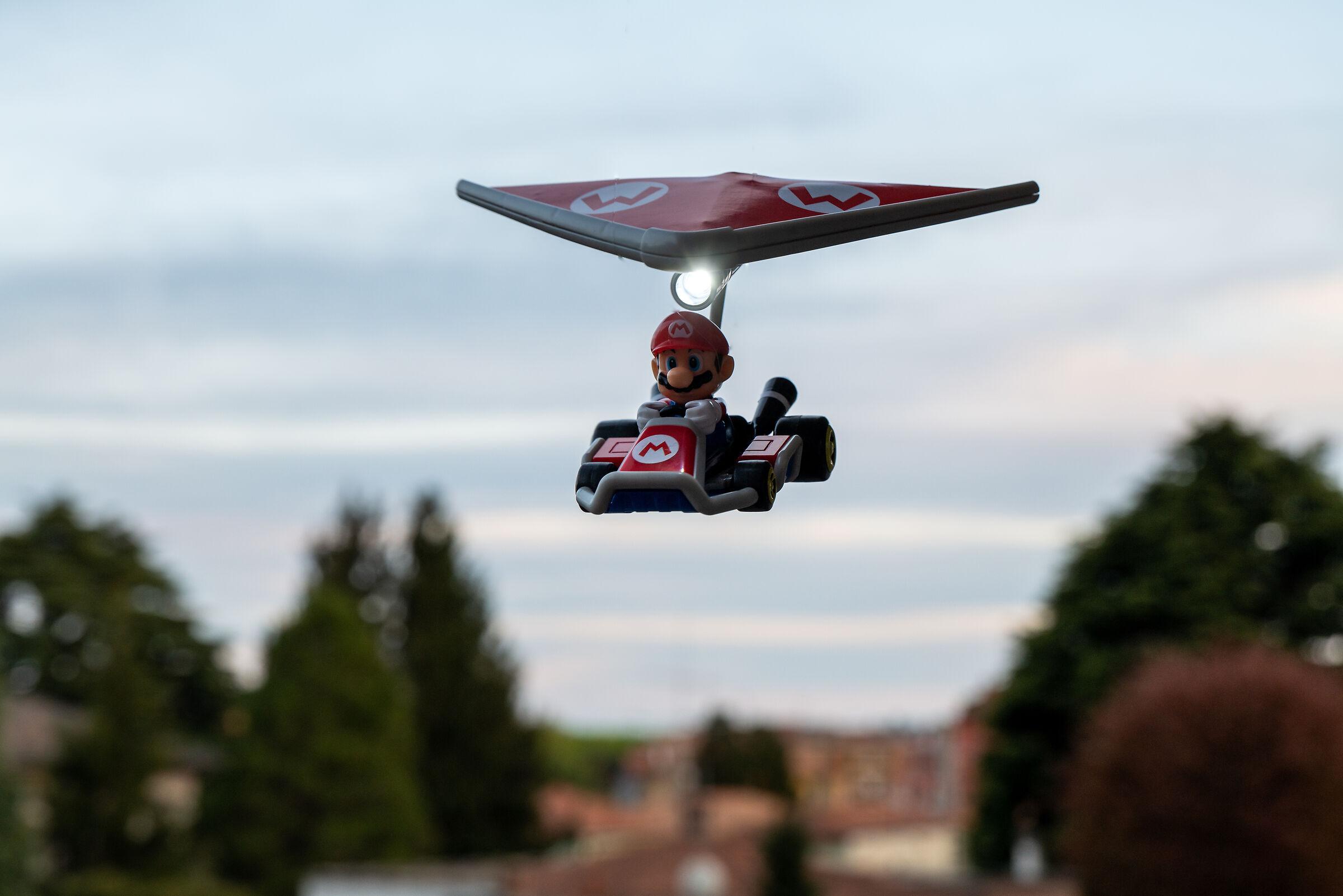 Mario Fly...