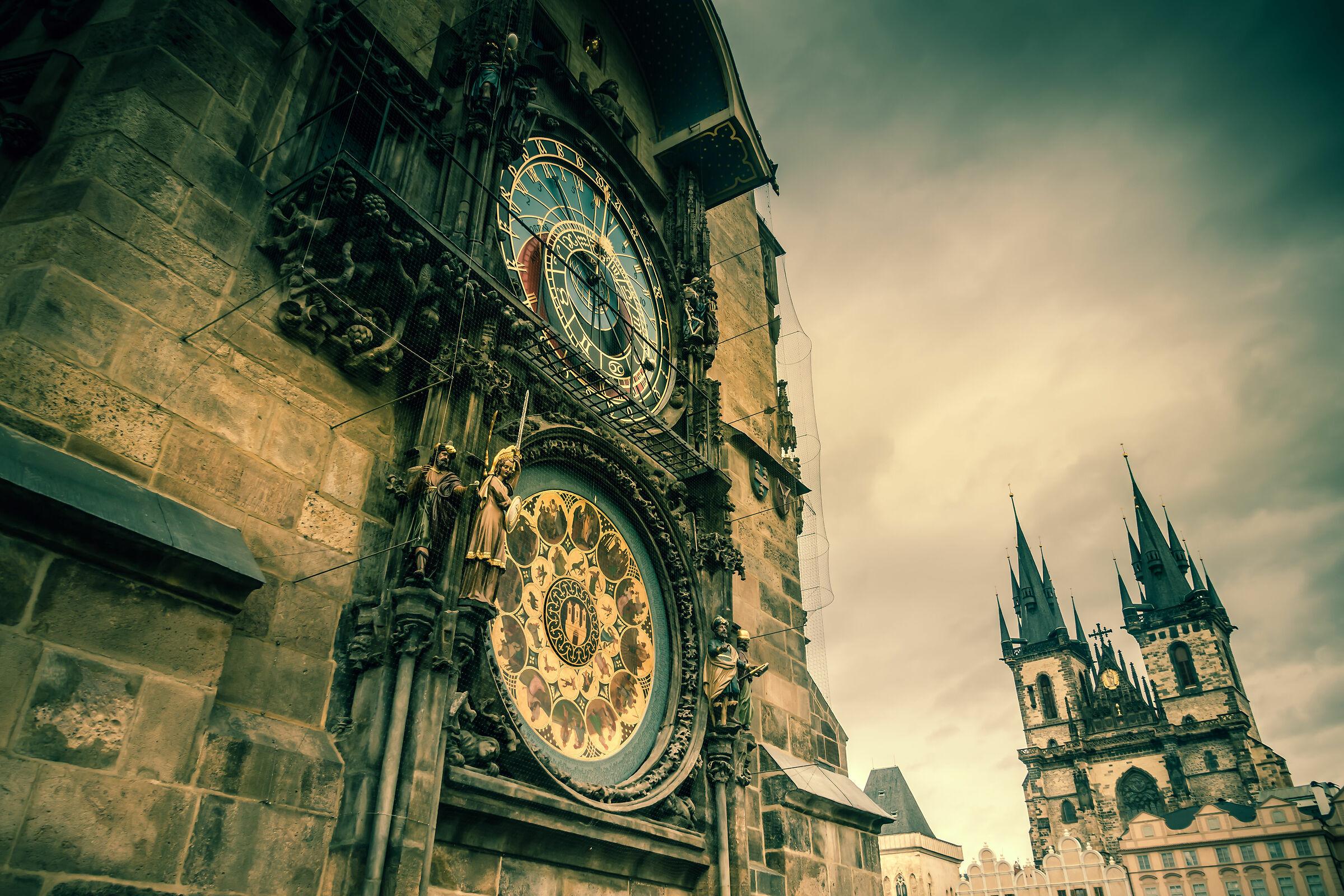 Prague Astronomical Clock...