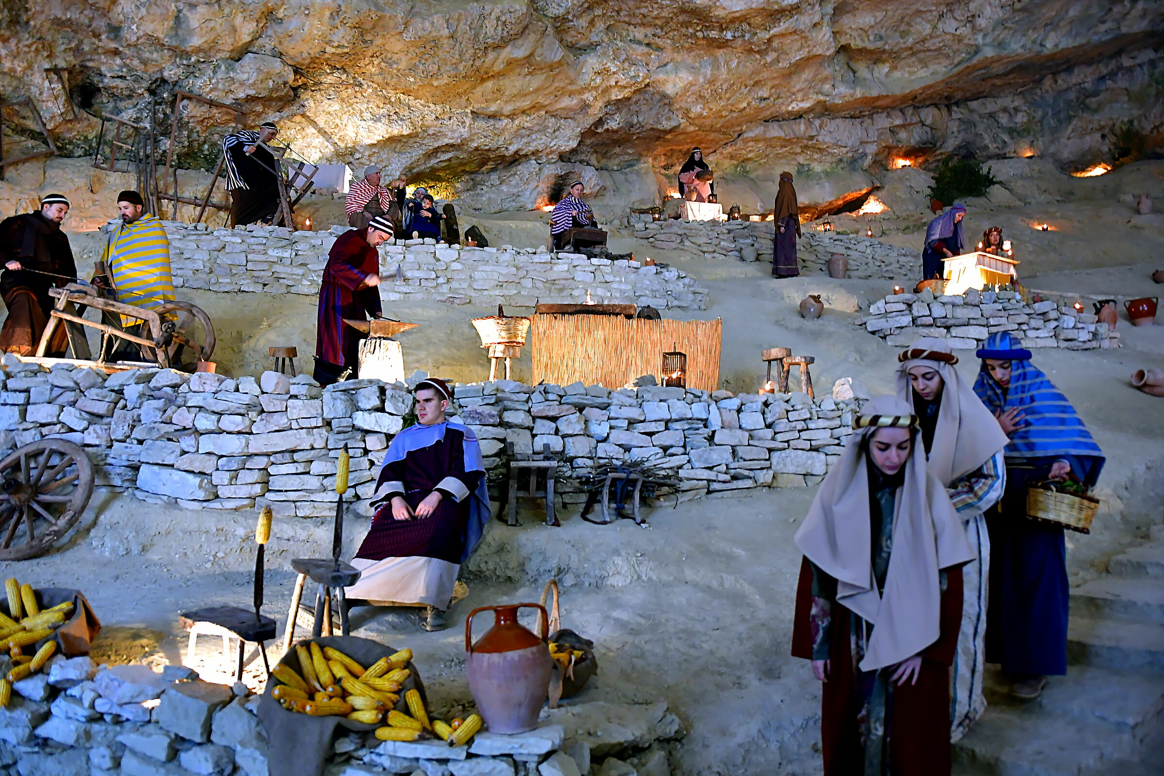 Living crib OF FRASASSI ANCONA...