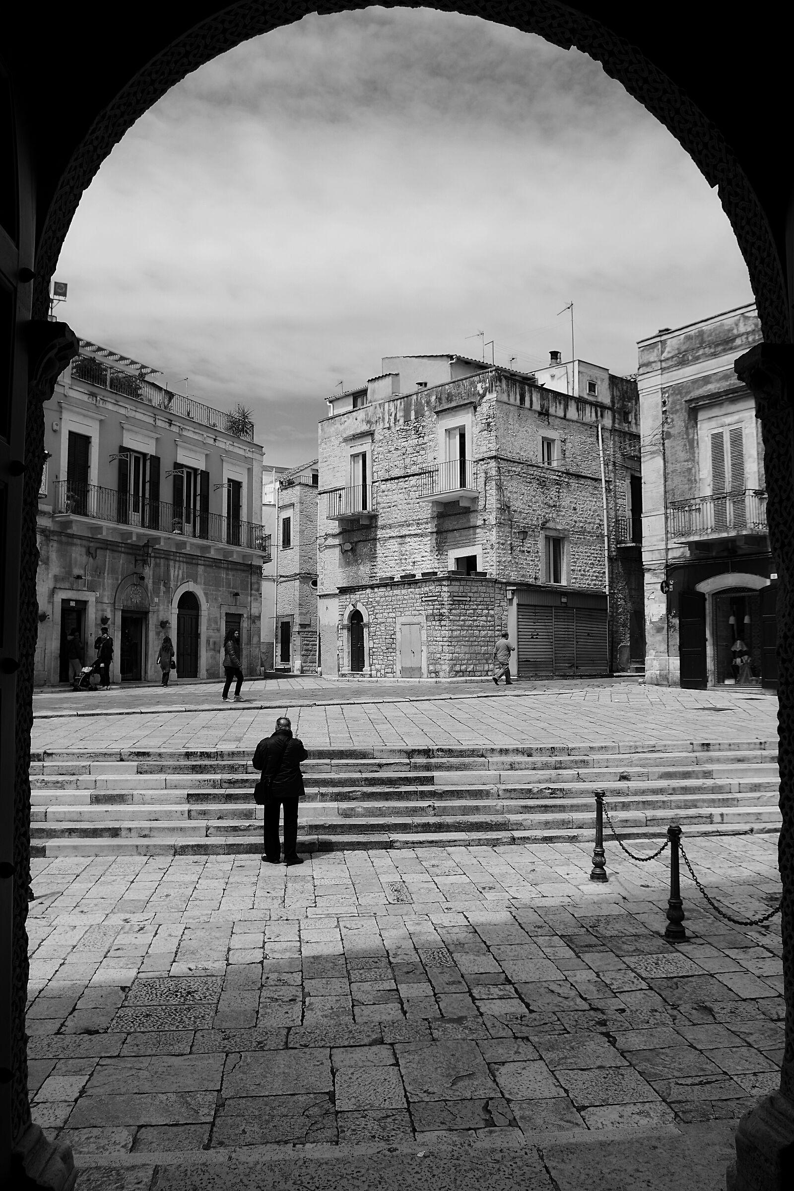 Somewhere in Puglia ...