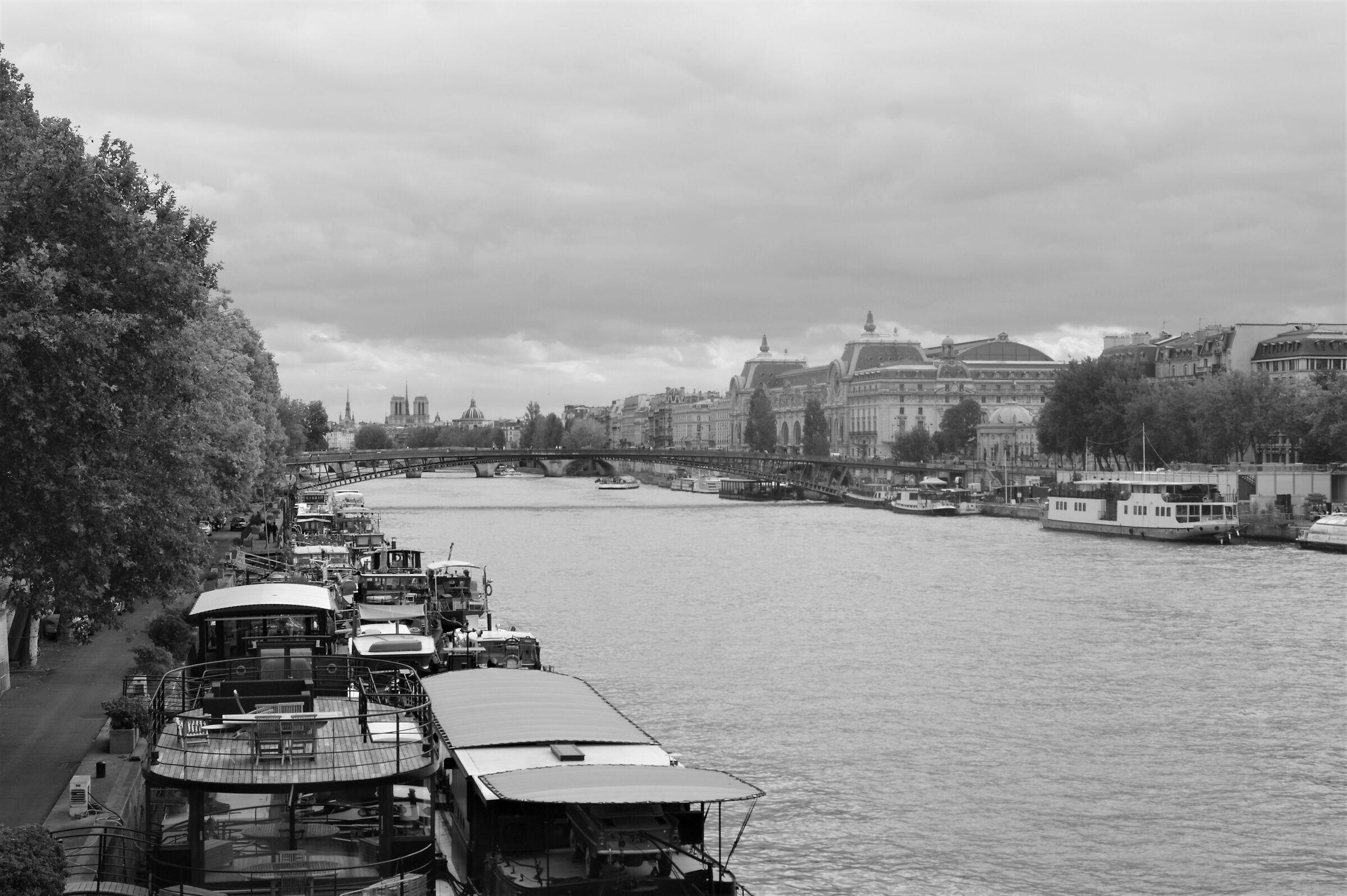 Parigi B/W...