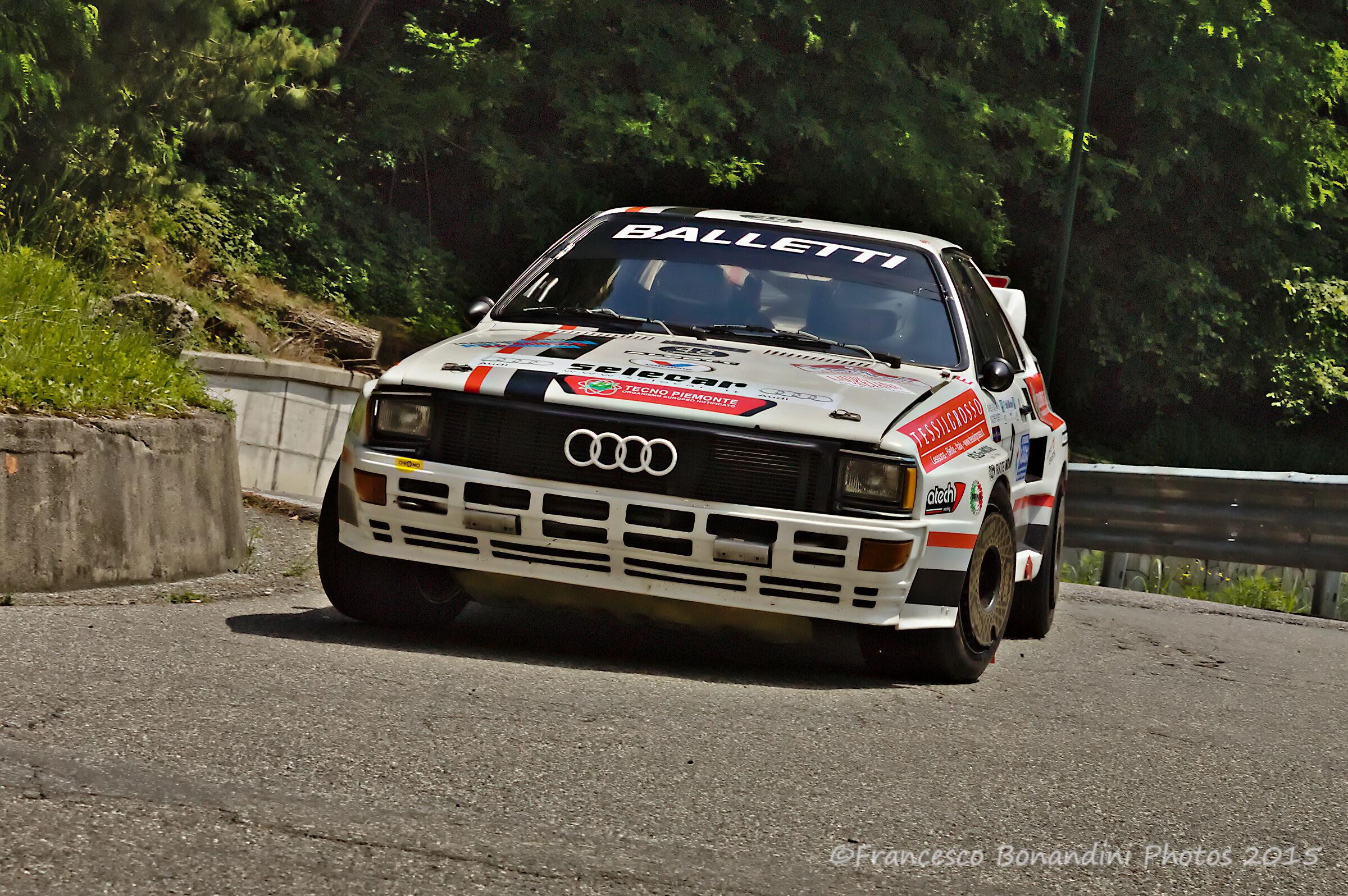 Audi epic...