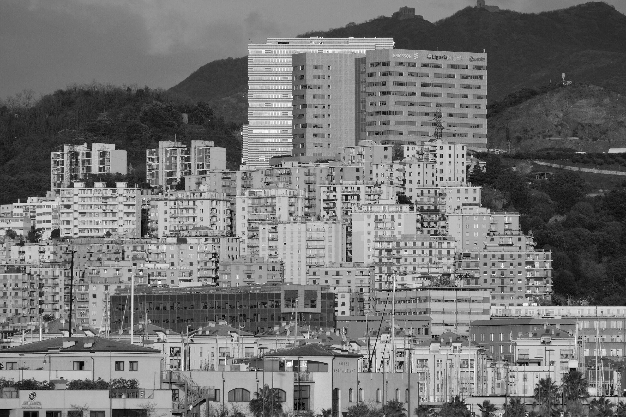 Urban growth...