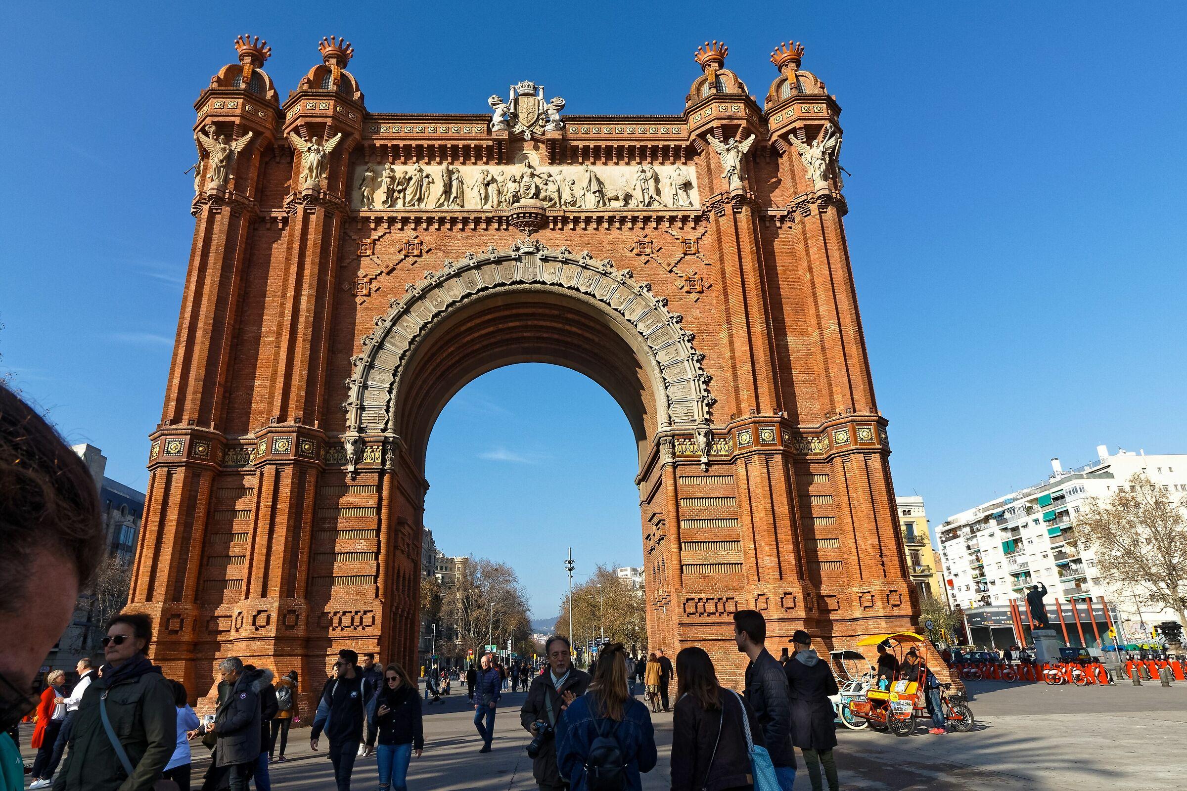 Arc de Trionf...