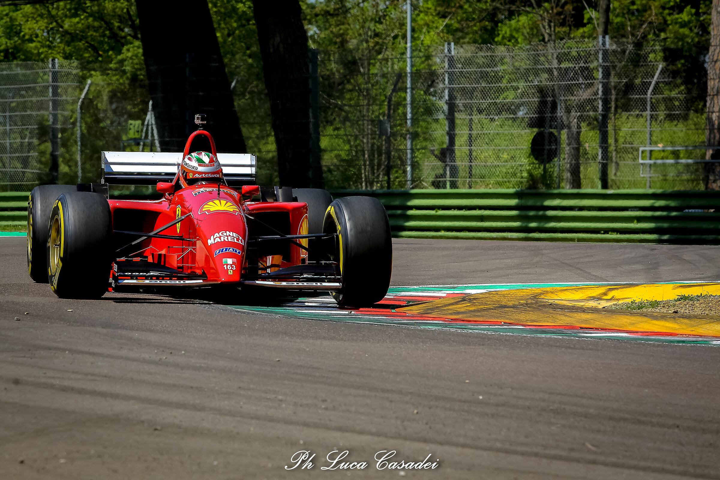 Ferrari F1...