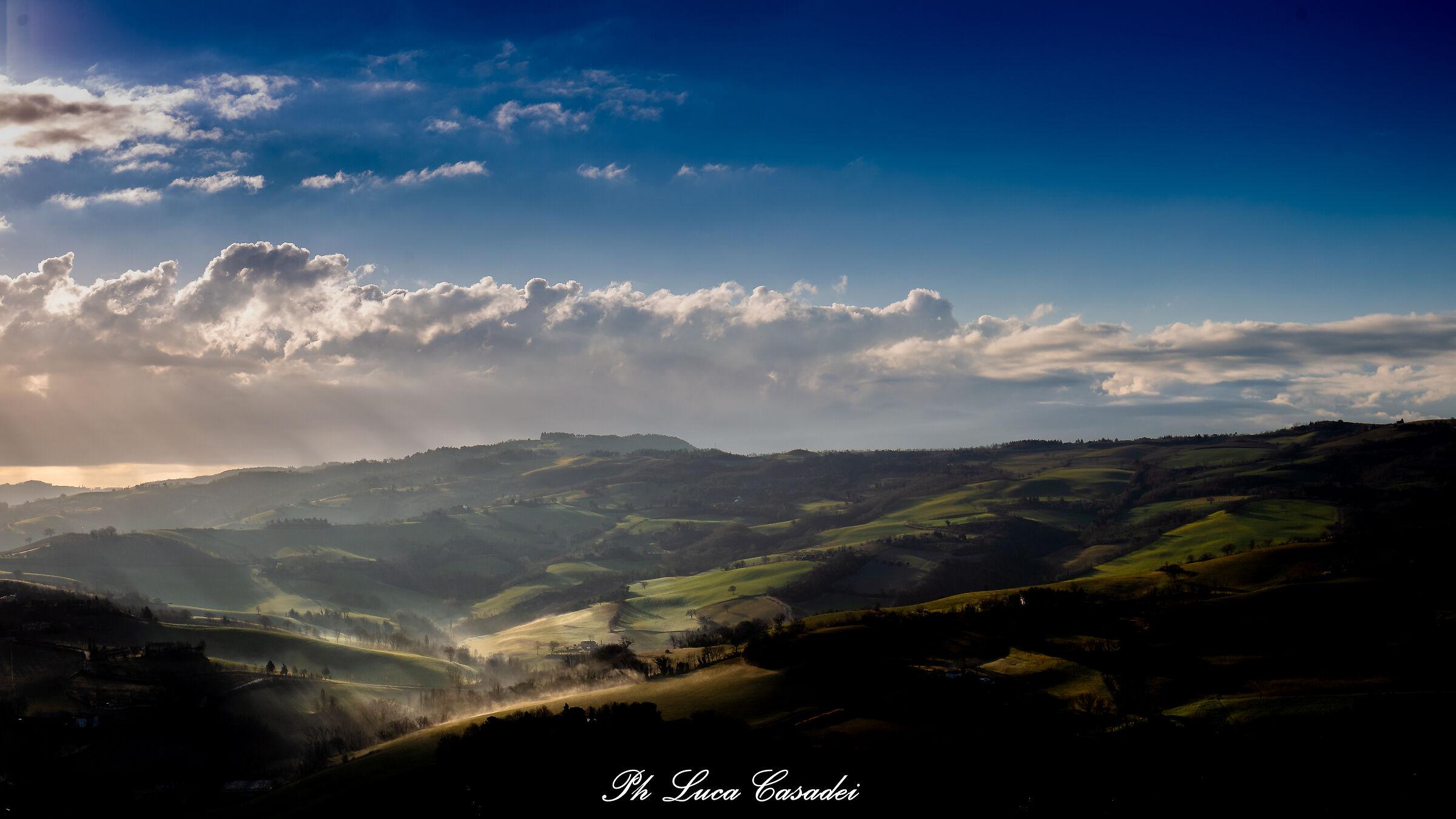 Marchigian Landscapes...