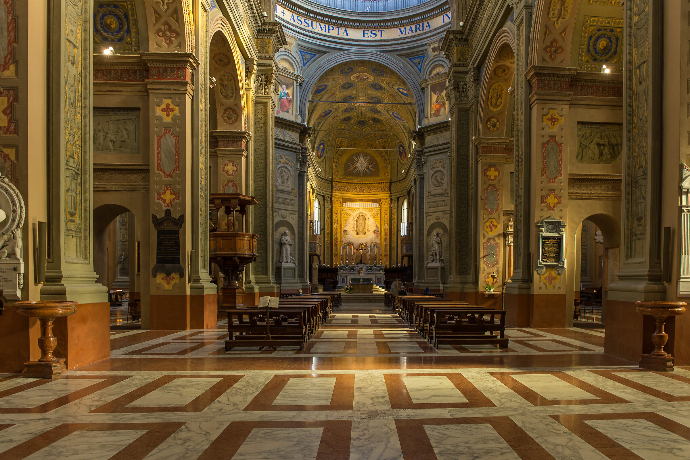 Carpi - The Cathedral...