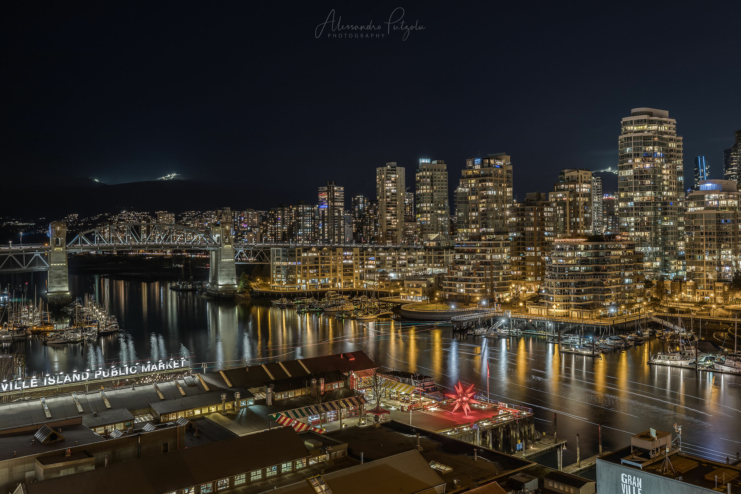 False Creek - Downtown Vancouver...