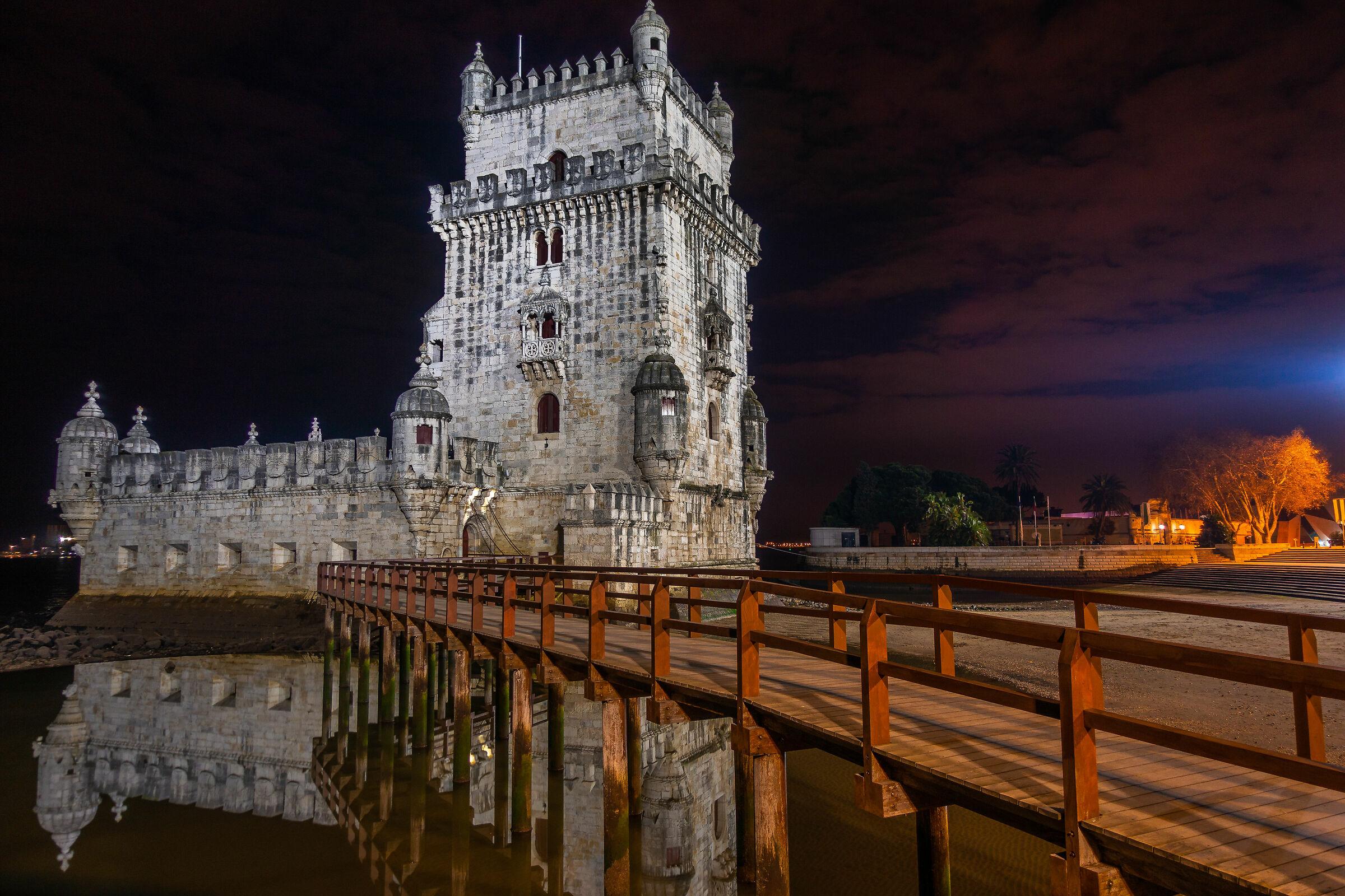Lisbon, Belém Tower...