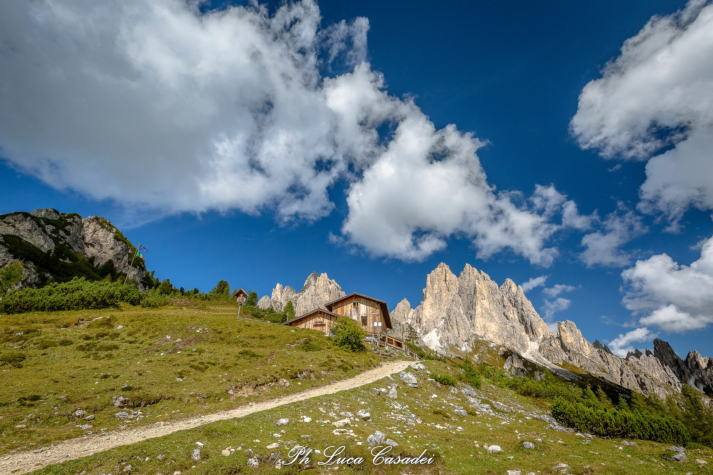 Dolomite Shelters...