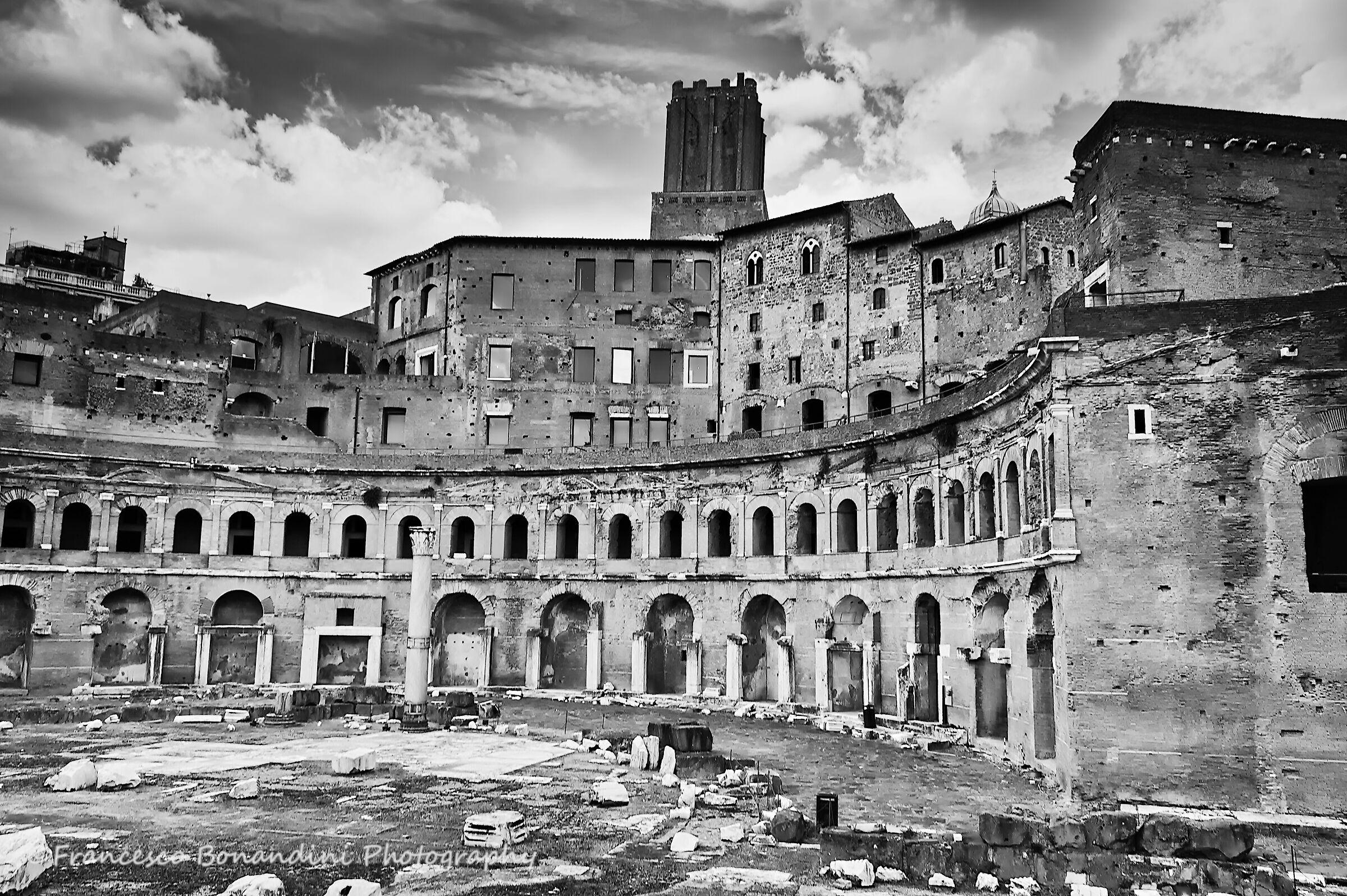 Trajan's markets...
