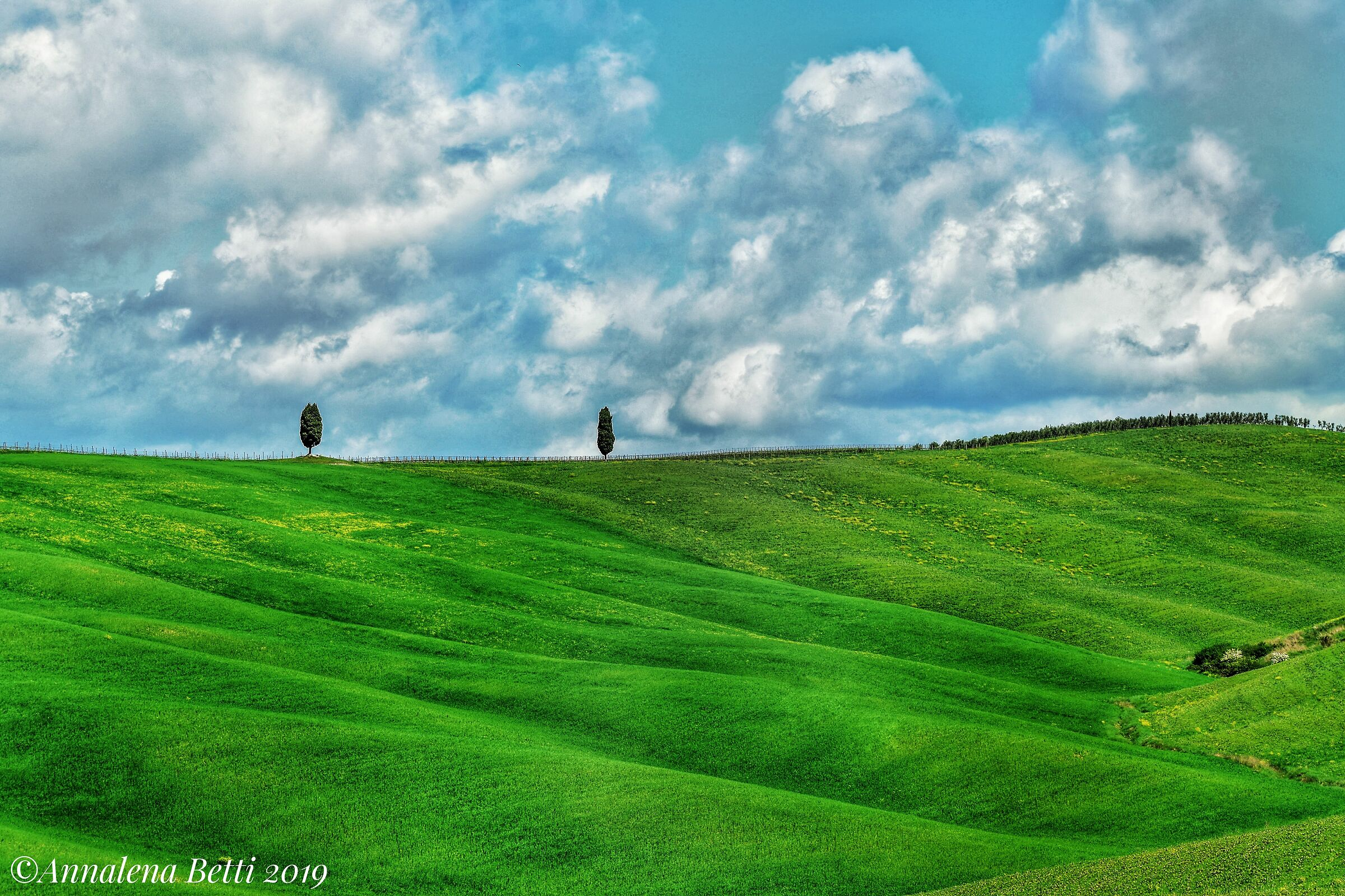 Val d'Orcia Tuscany ...