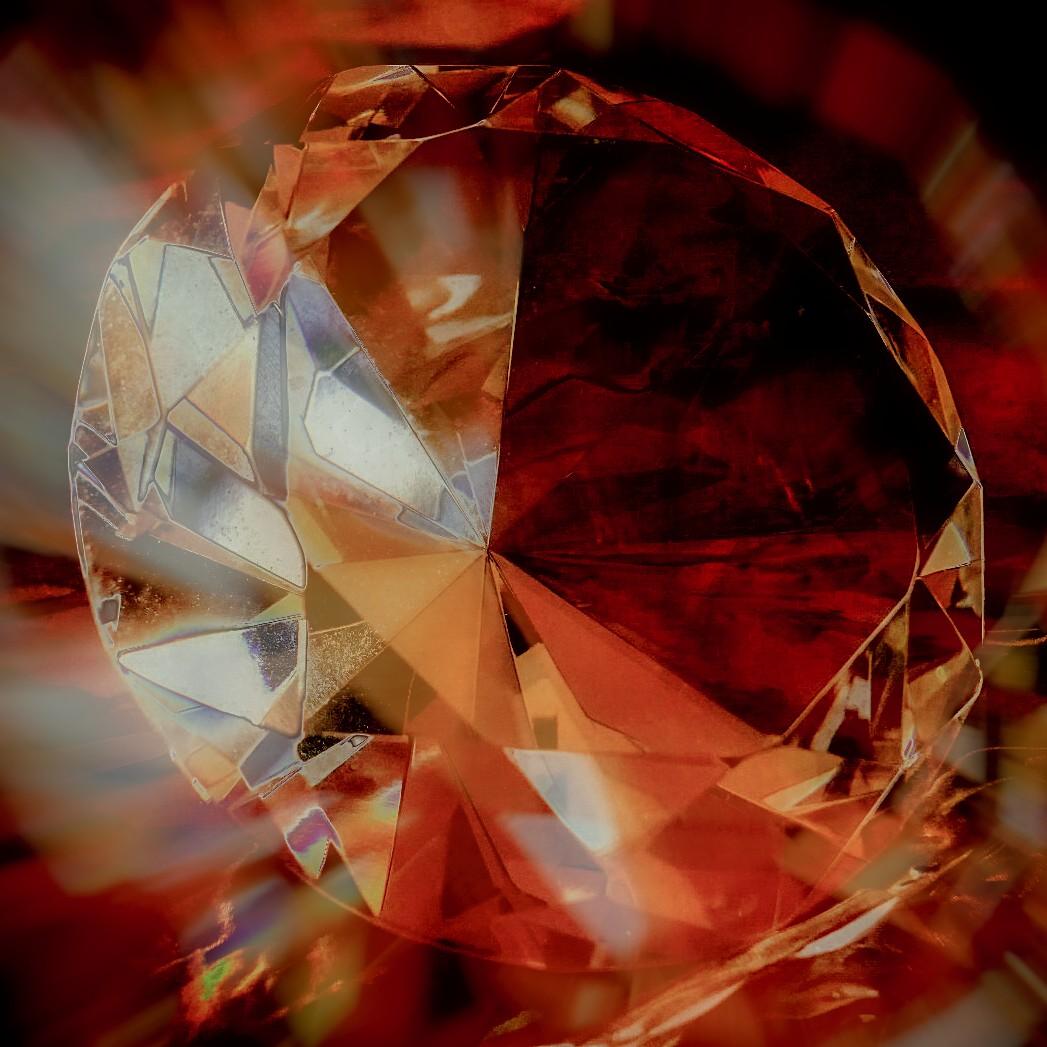 Crystal and light...