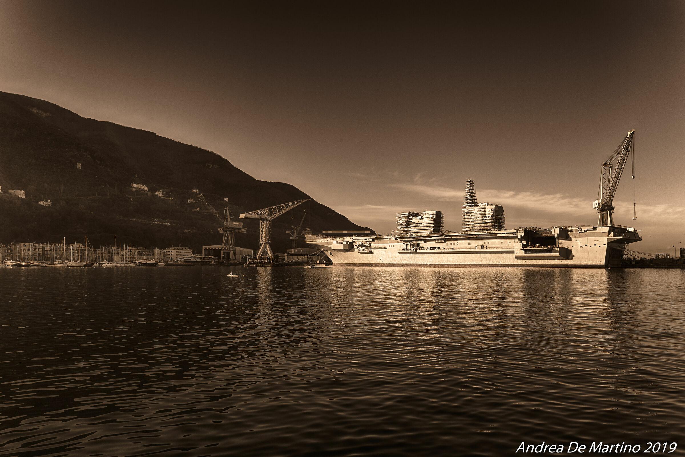 La Trieste...