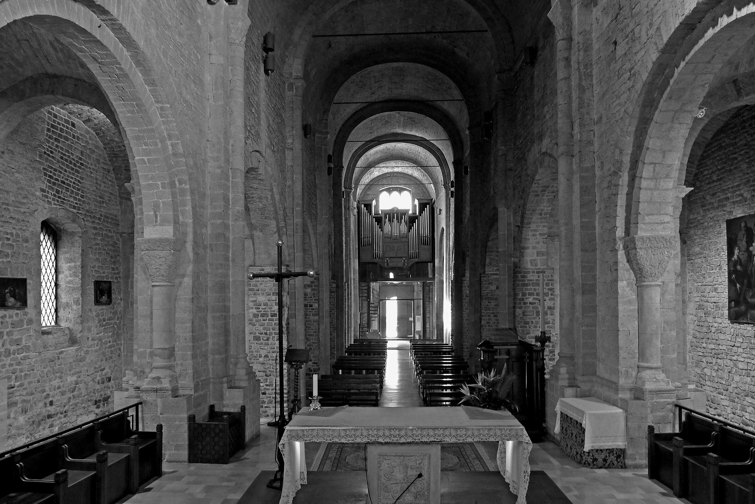 Ventimiglia Cathedral...