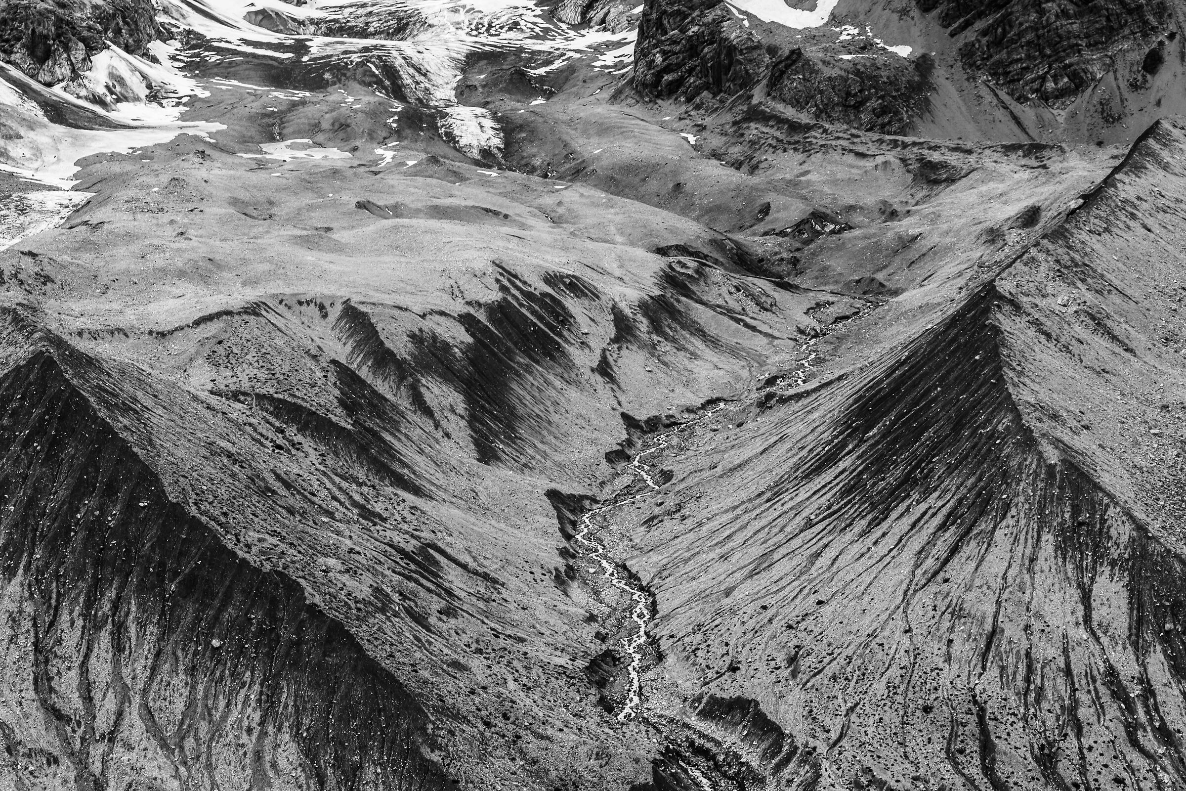 Agony of a Glacier 3...