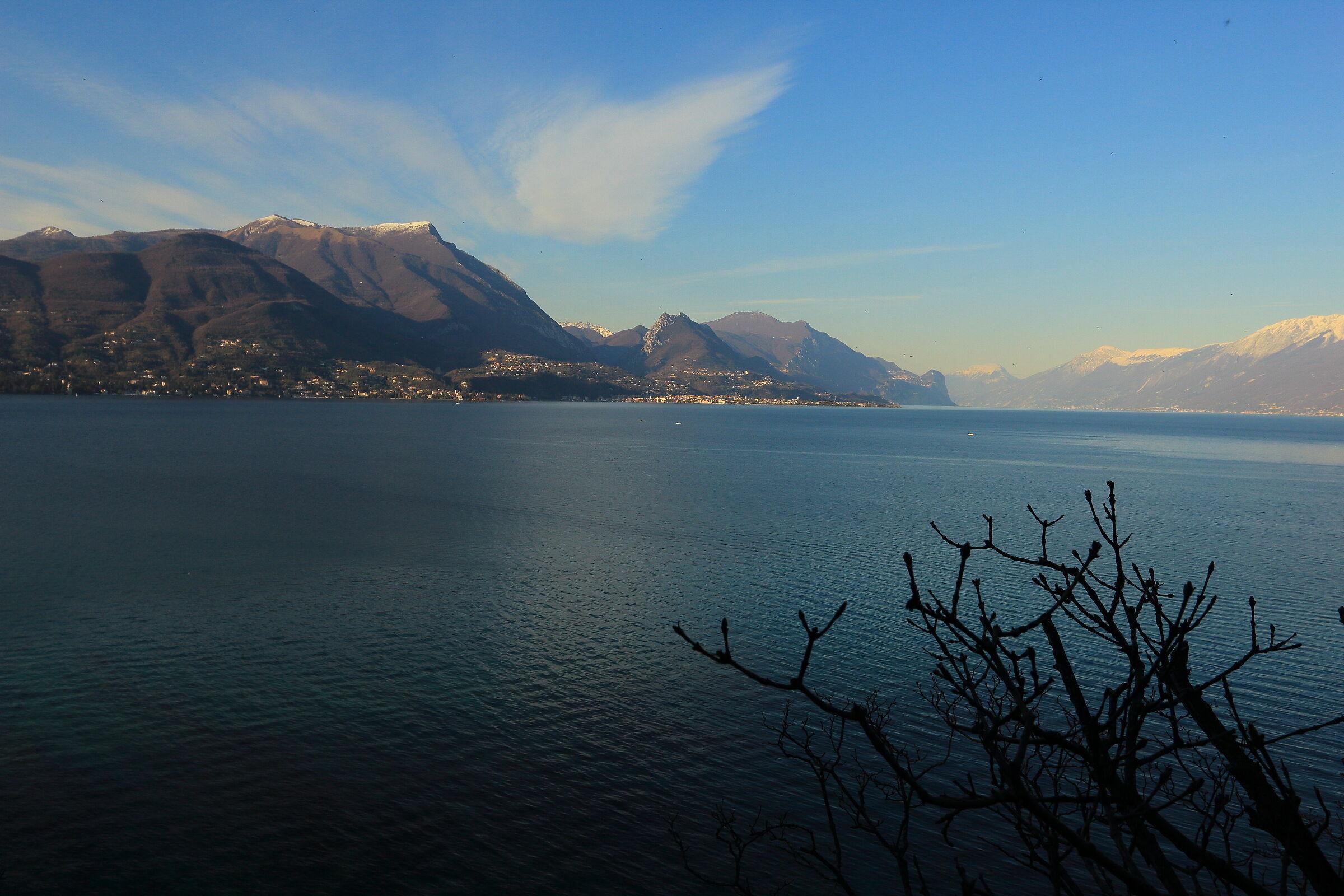 Garda Lake...