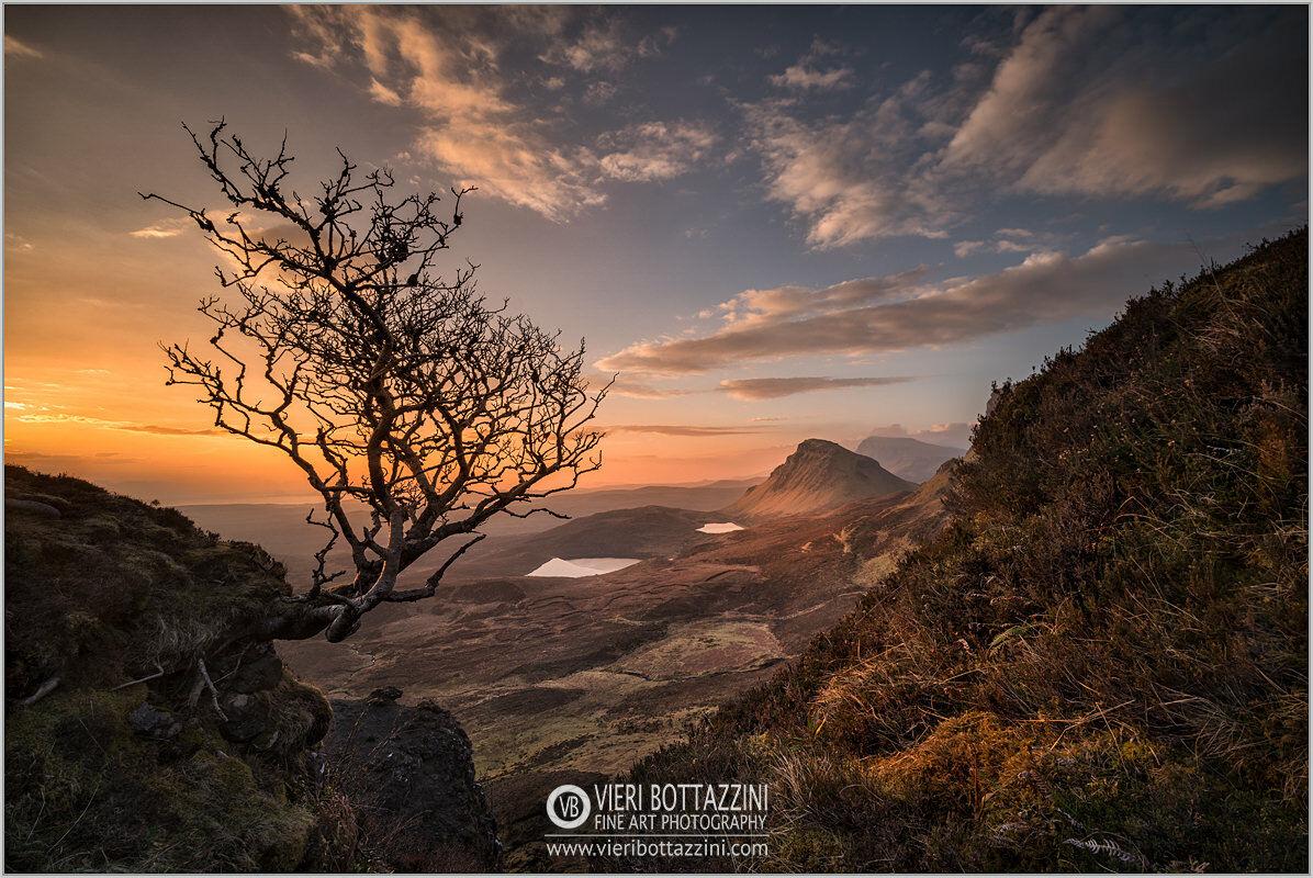 Sunrise at Quiraing, Isle of Skye...