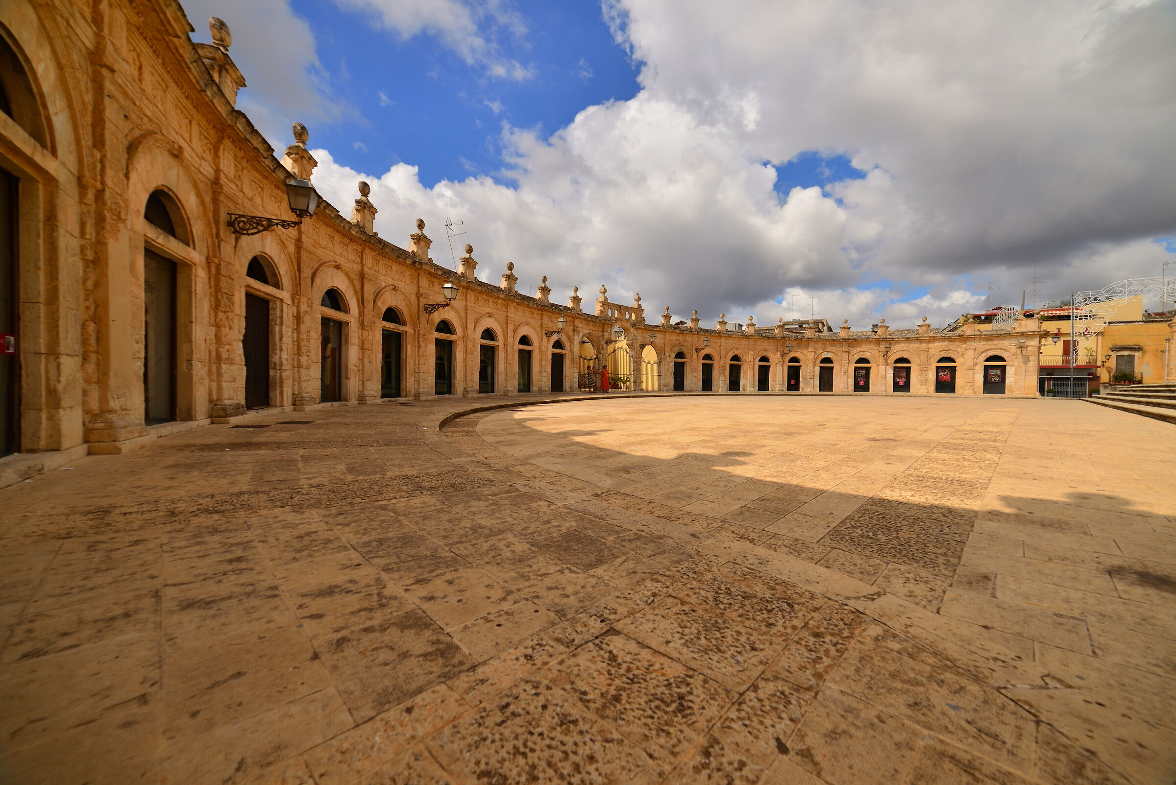 Sicily...