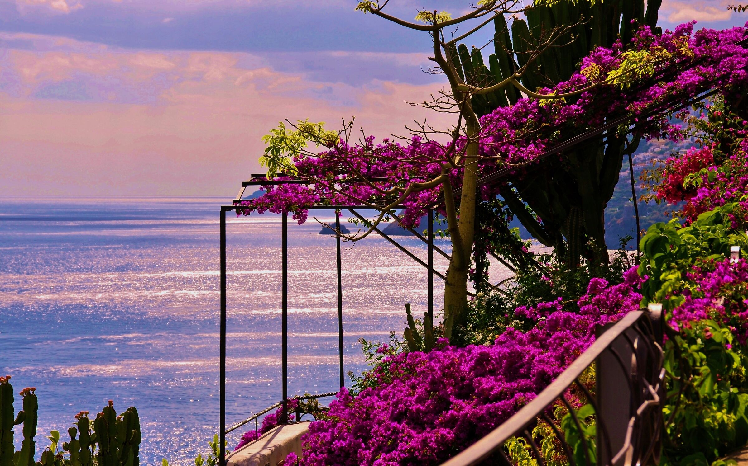 A corner of Positano...