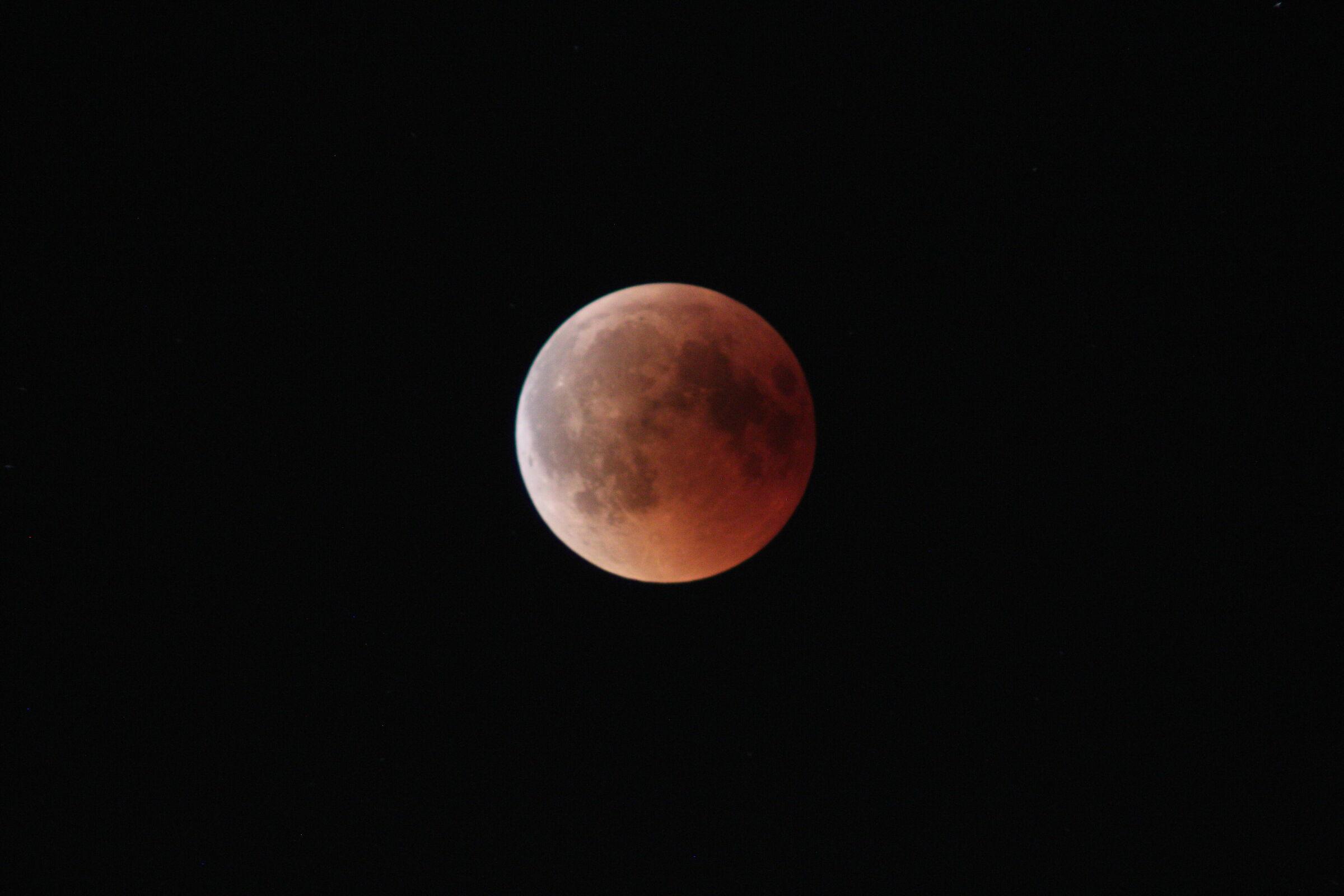 Eclissi del 27-07-2018...