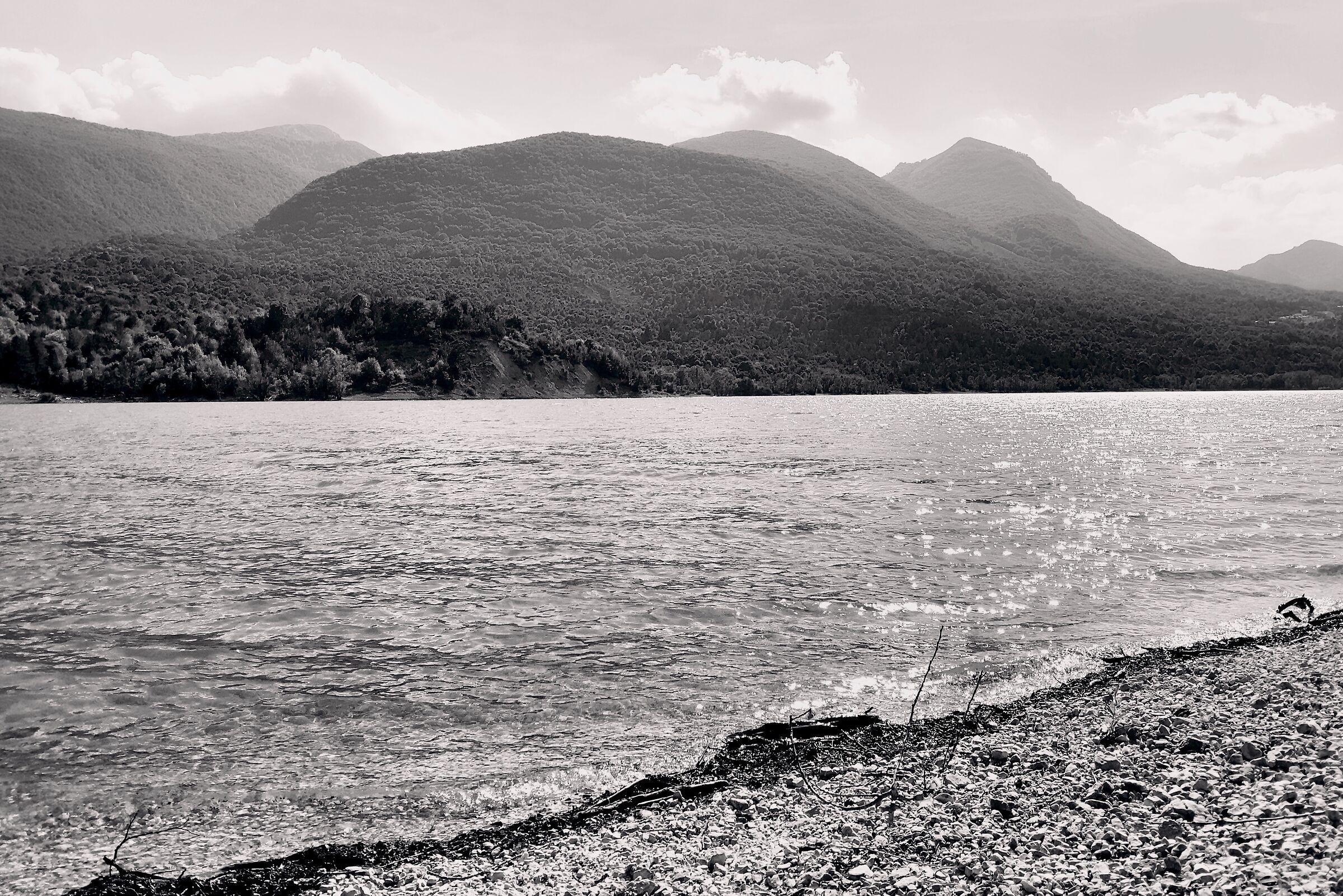 Lago di Barrea...