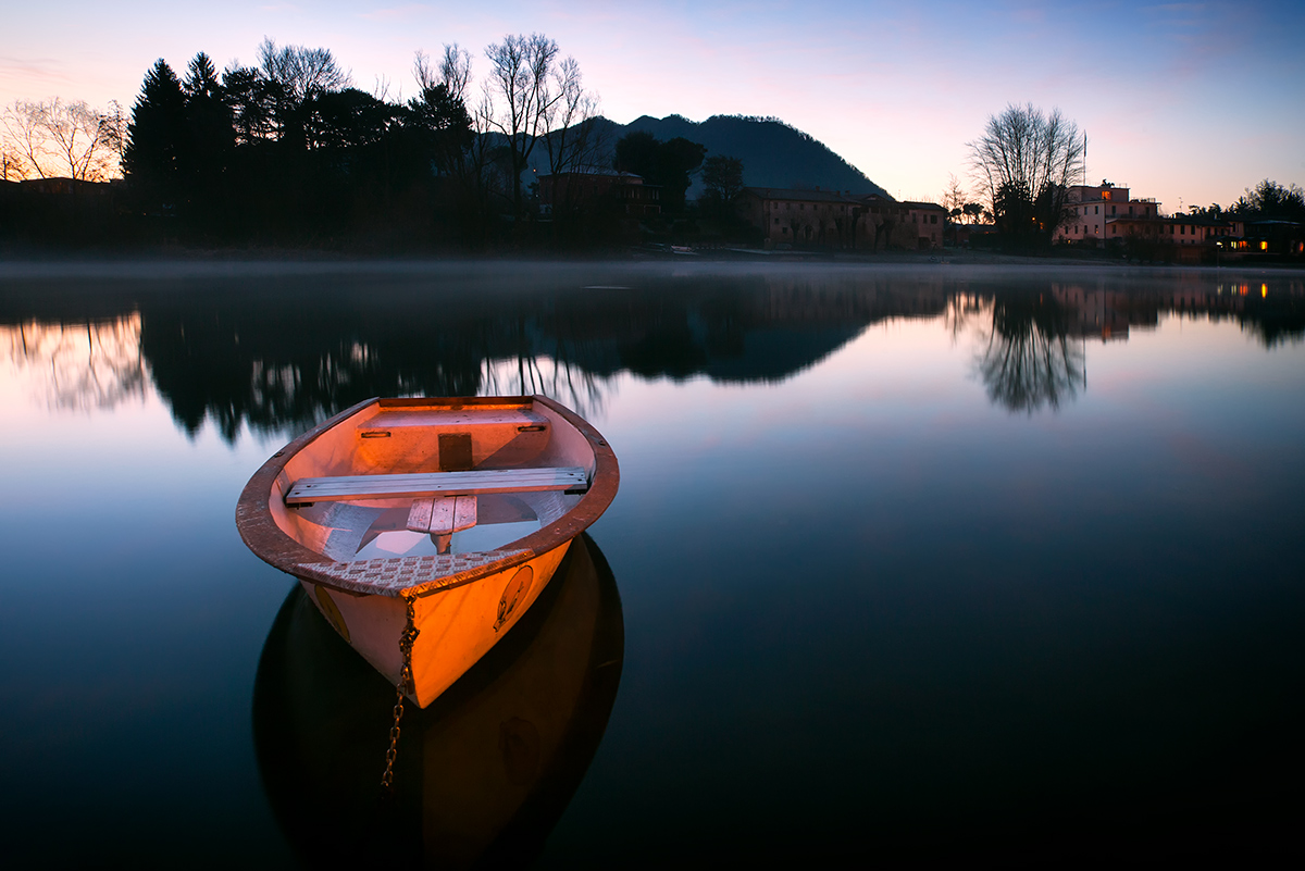 The stillness of Brivio Act II...