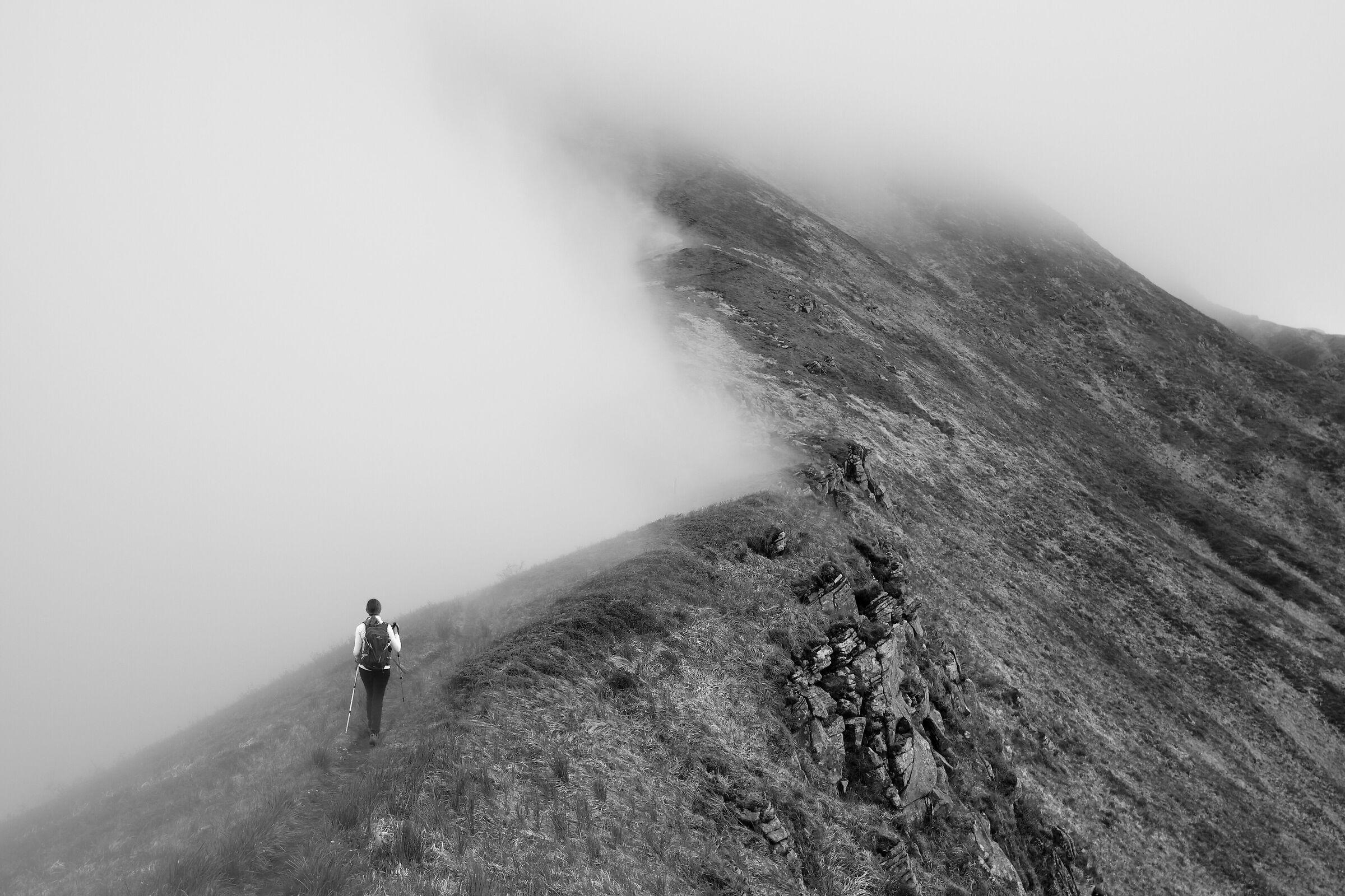 Cloud walker...