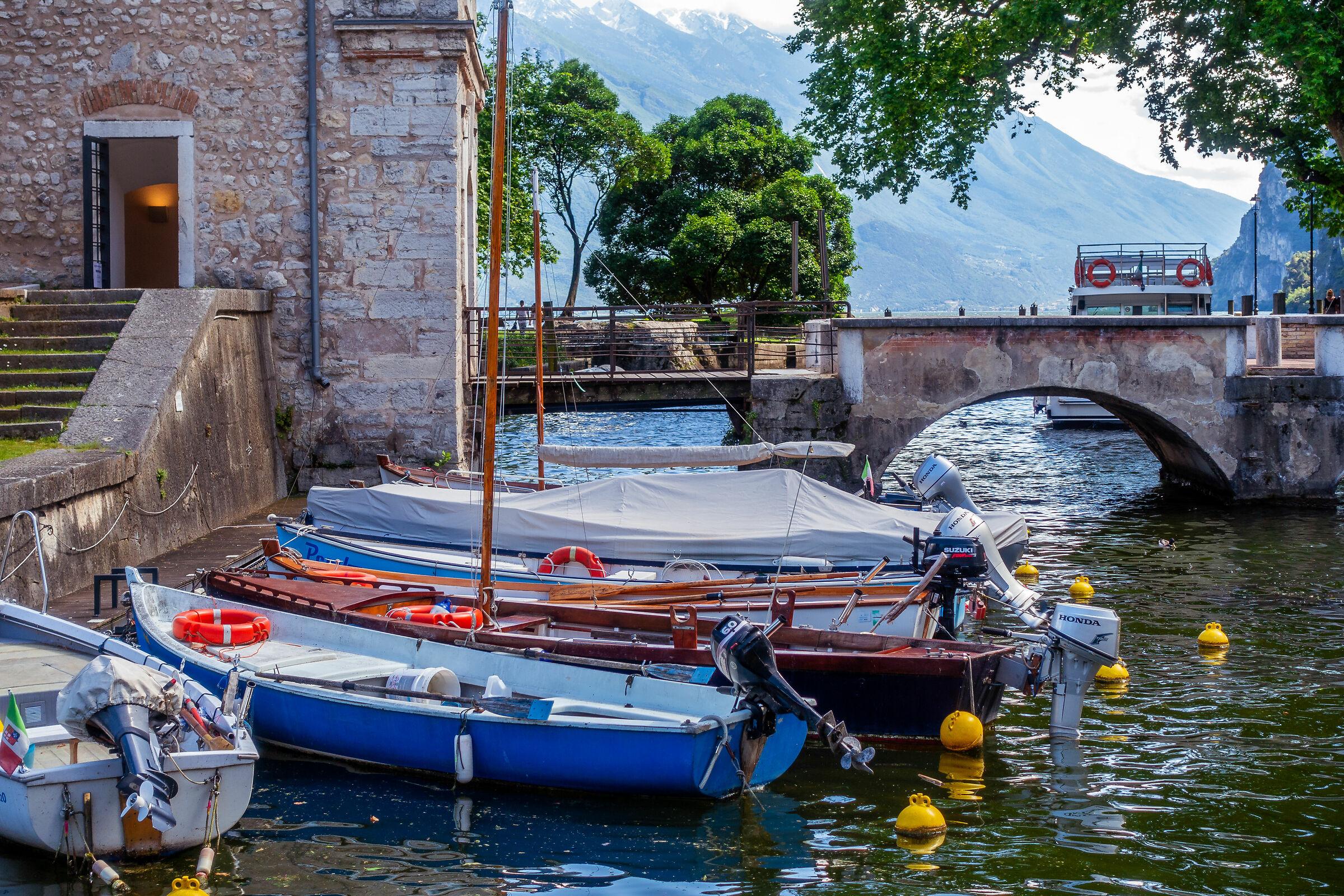 Riva del Garda...