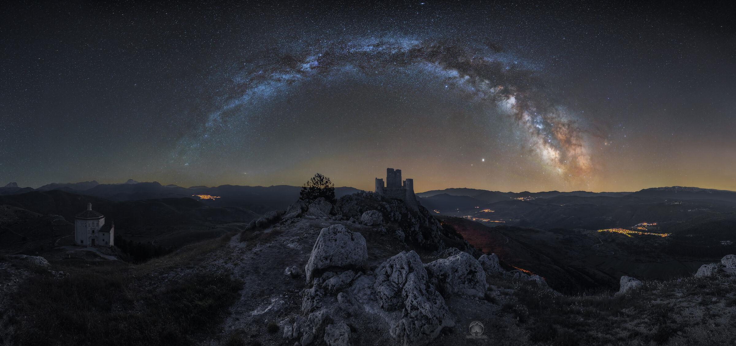 Galactic - Calascio Rock...