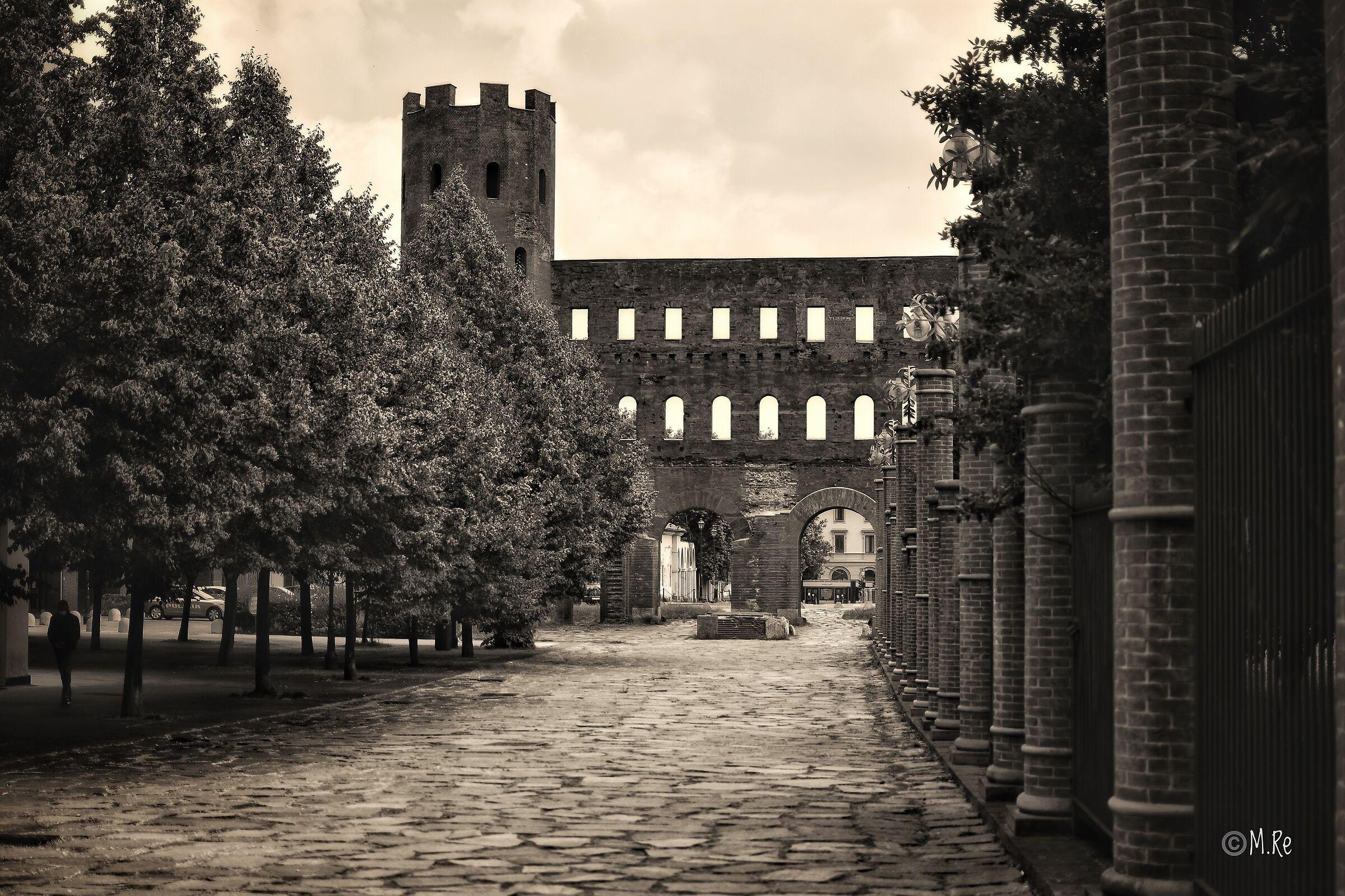 Roman Wall of Turin...