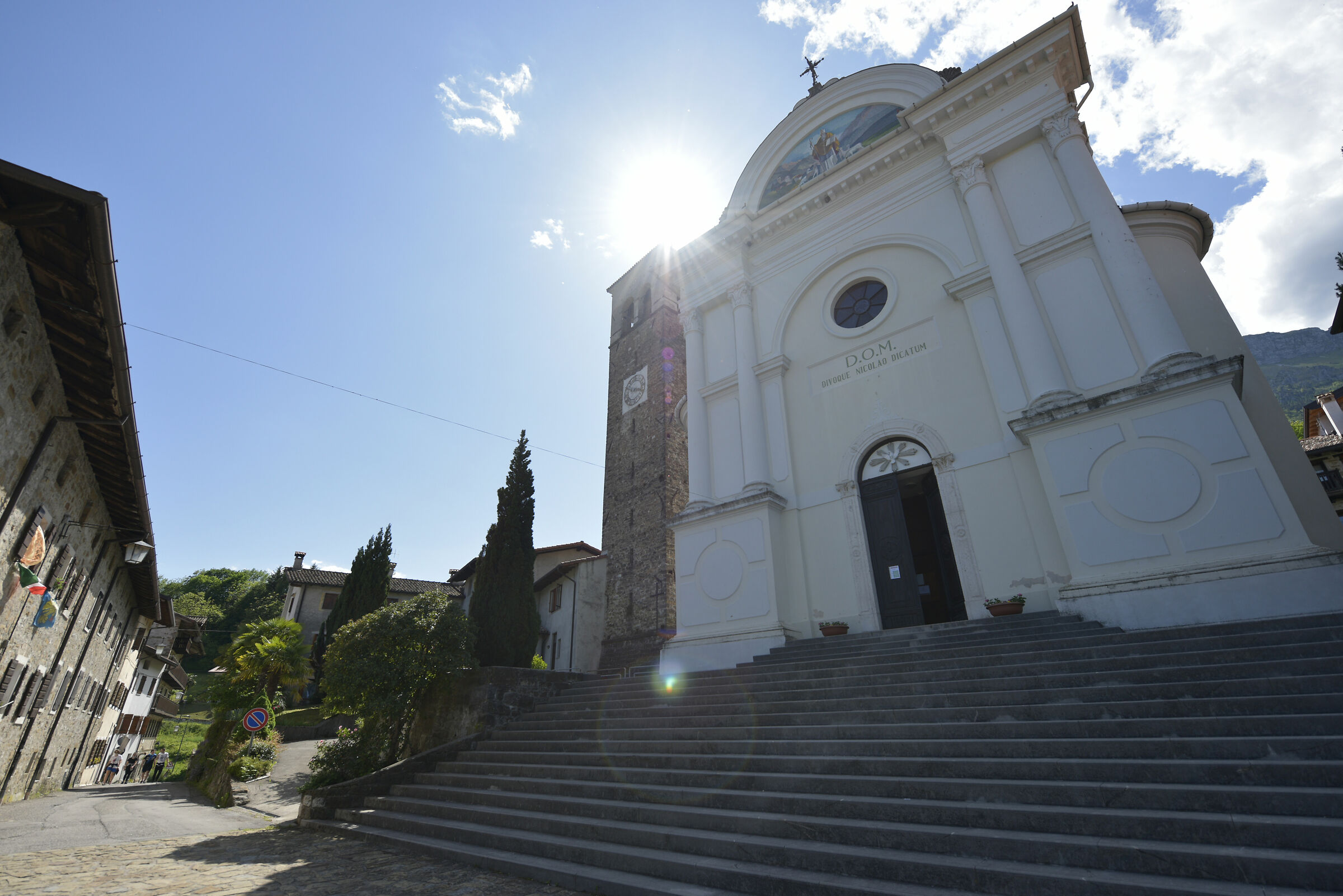 Poffabbro Church...