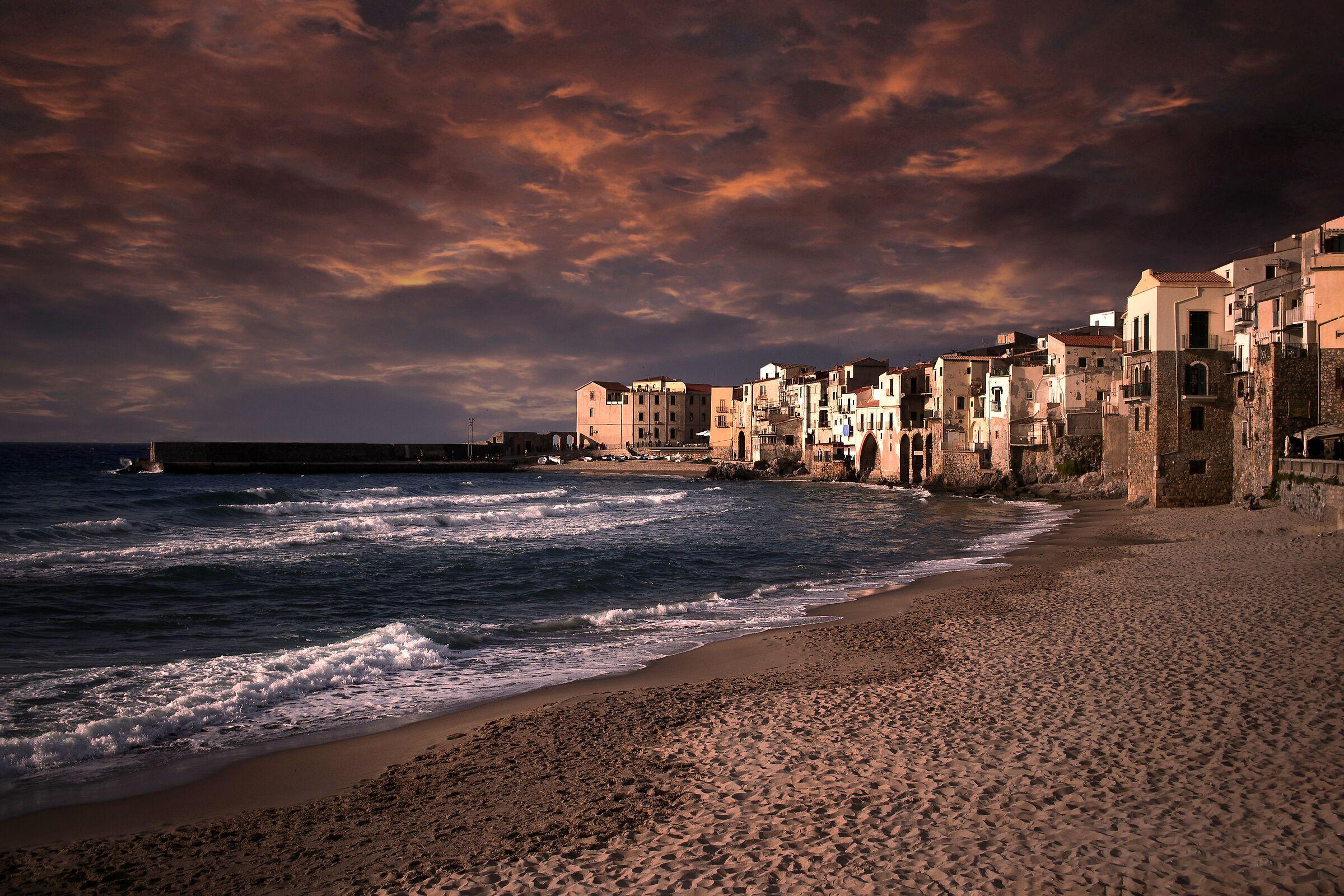 Tramonti di Sicilia...
