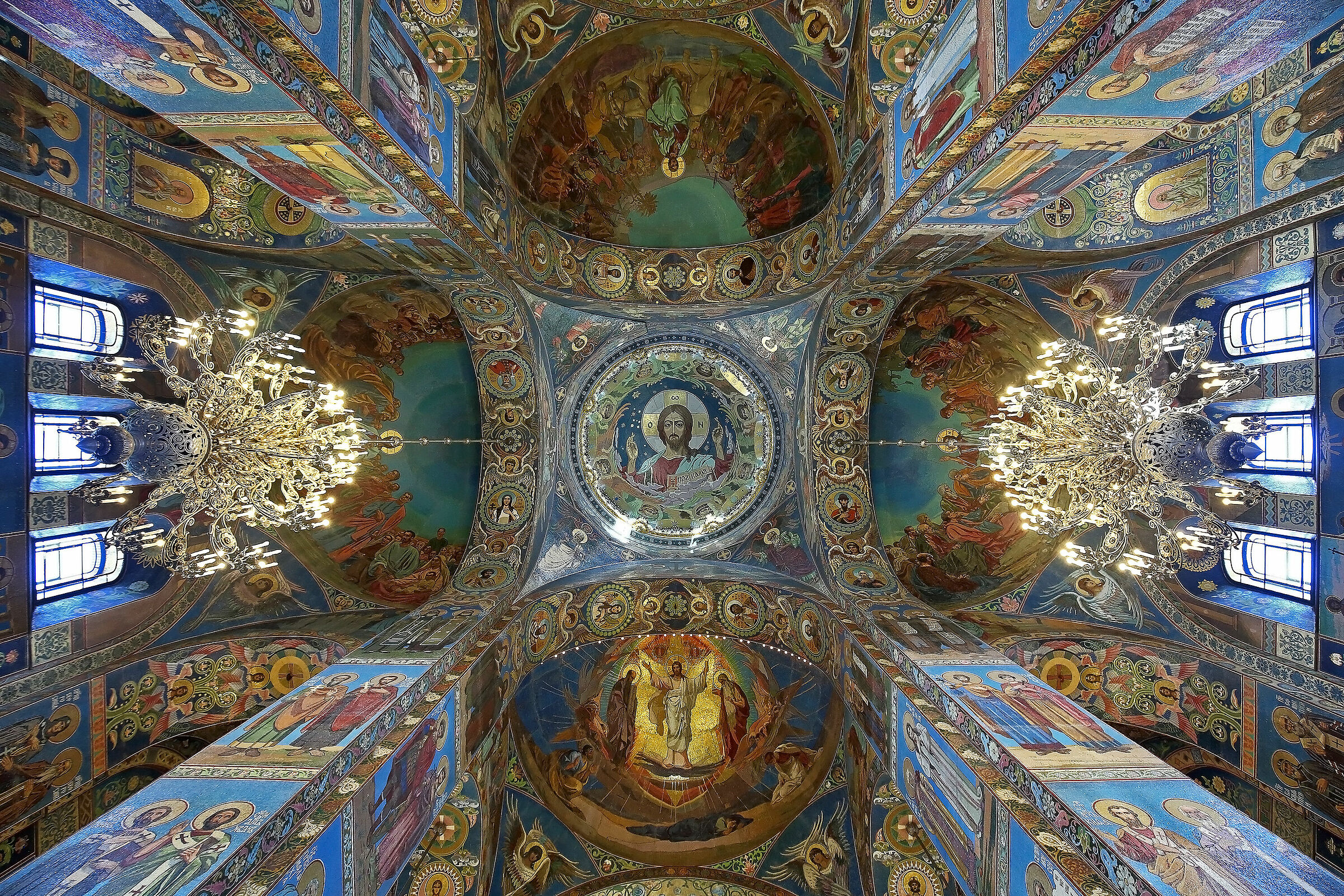 Church of the Savior or The Spilled Blood...
