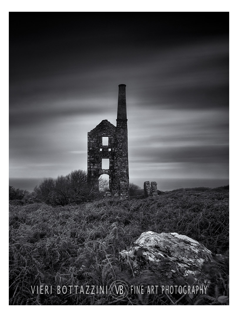 Carn Galver Mine, Cornwall...