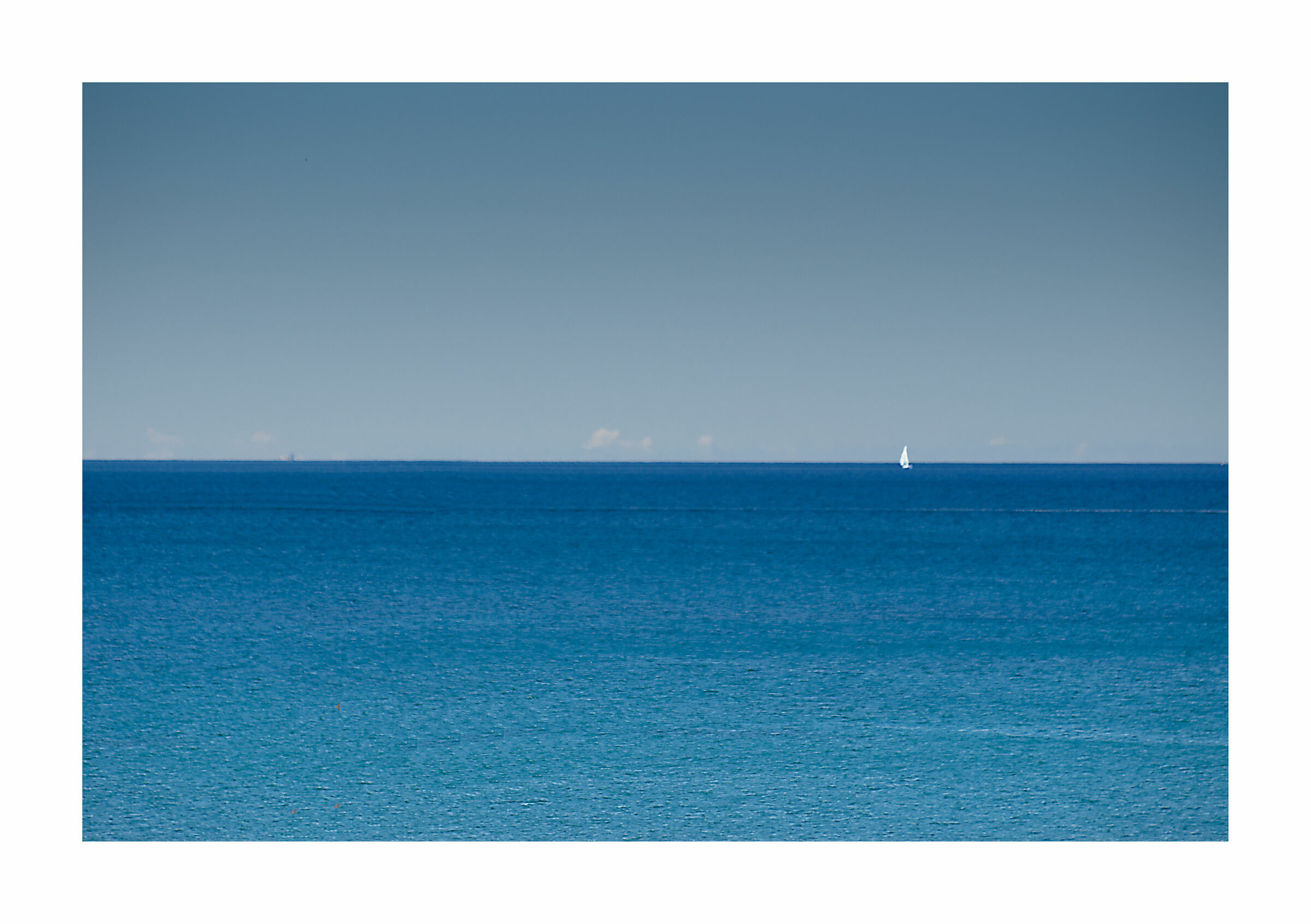 Only music is at sea level (A. Camus)...