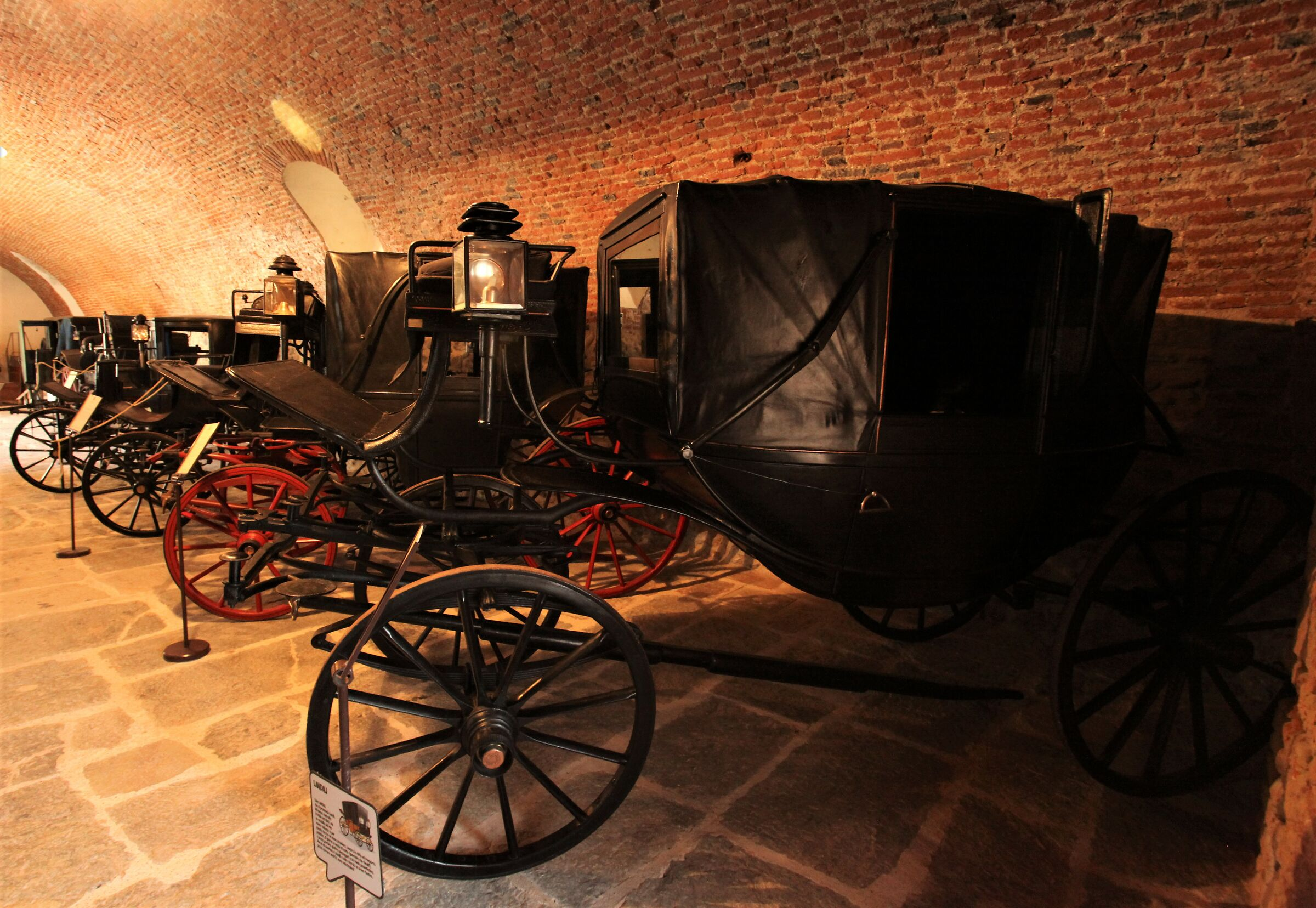 Monstra carriages (Massino Castle 2017) 3...