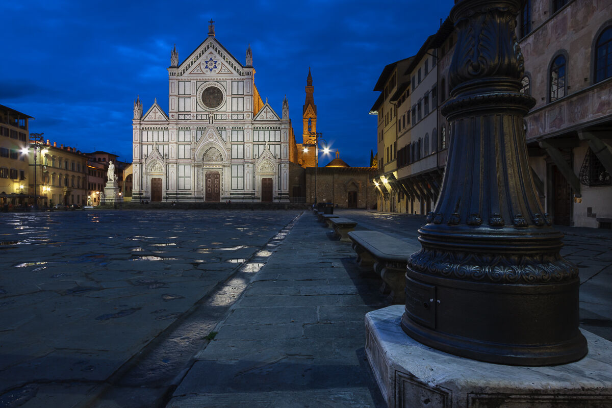 Florence awaits!...