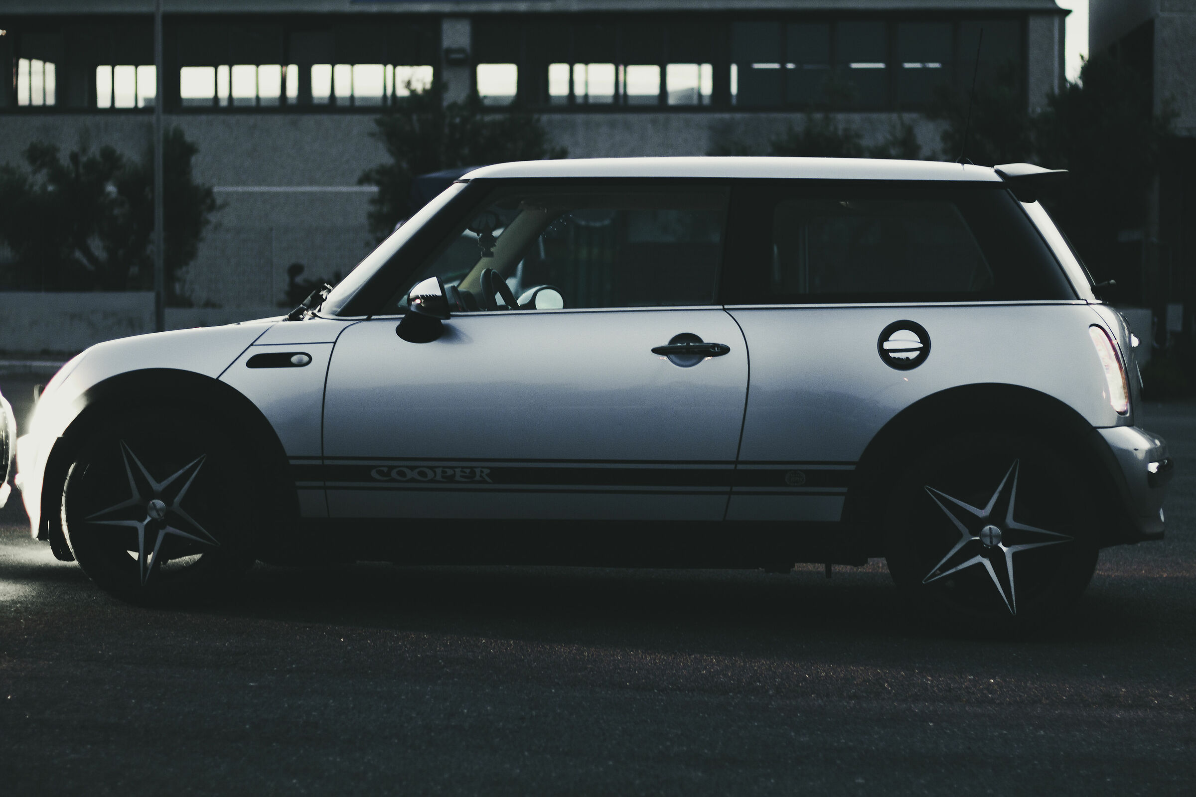 Mini Cooper, New1005 ...